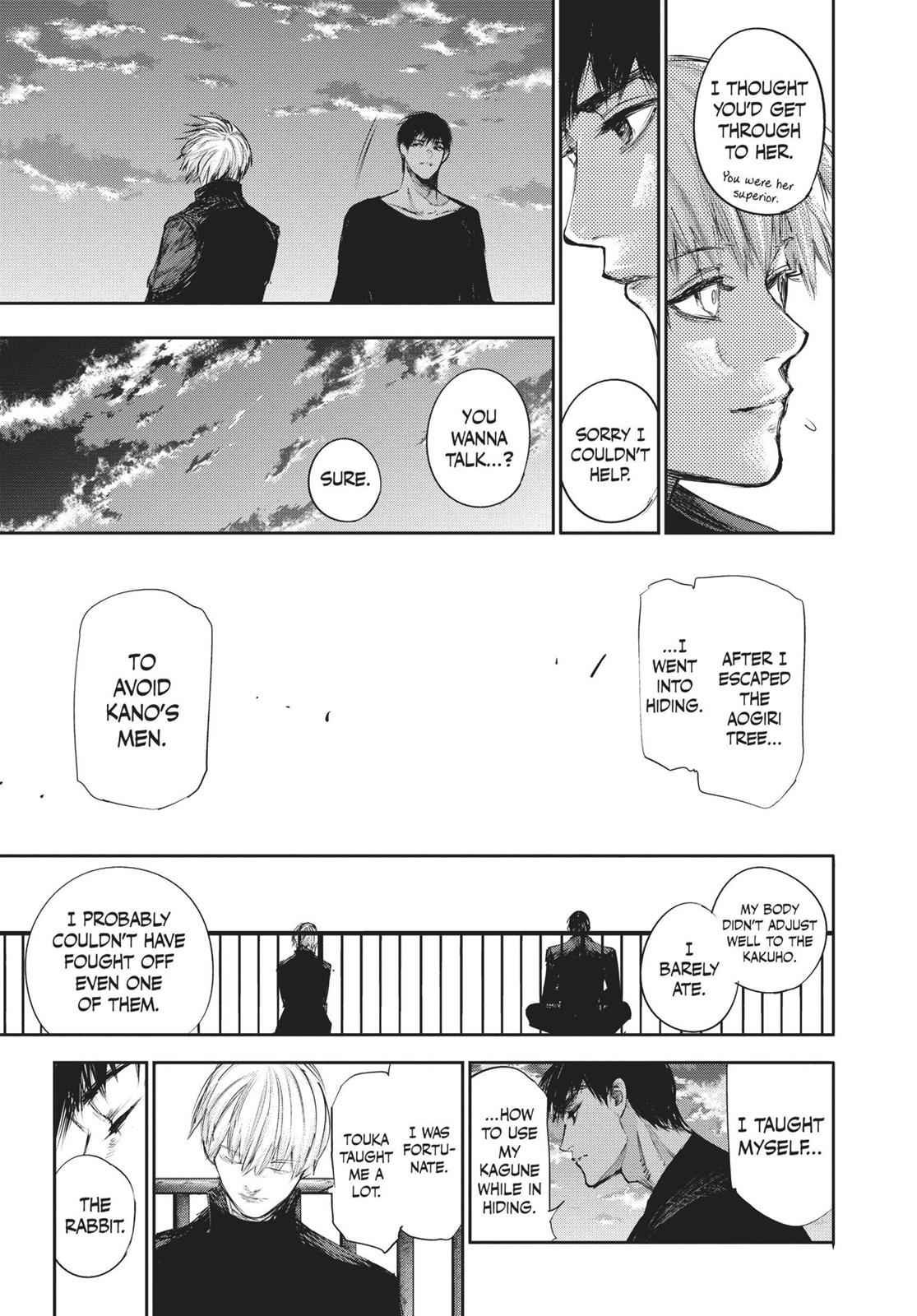 Tokyo Ghoul:re Chapter 119 Page 7