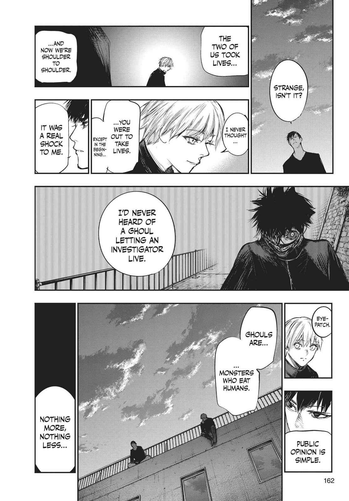 Tokyo Ghoul:re Chapter 119 Page 8