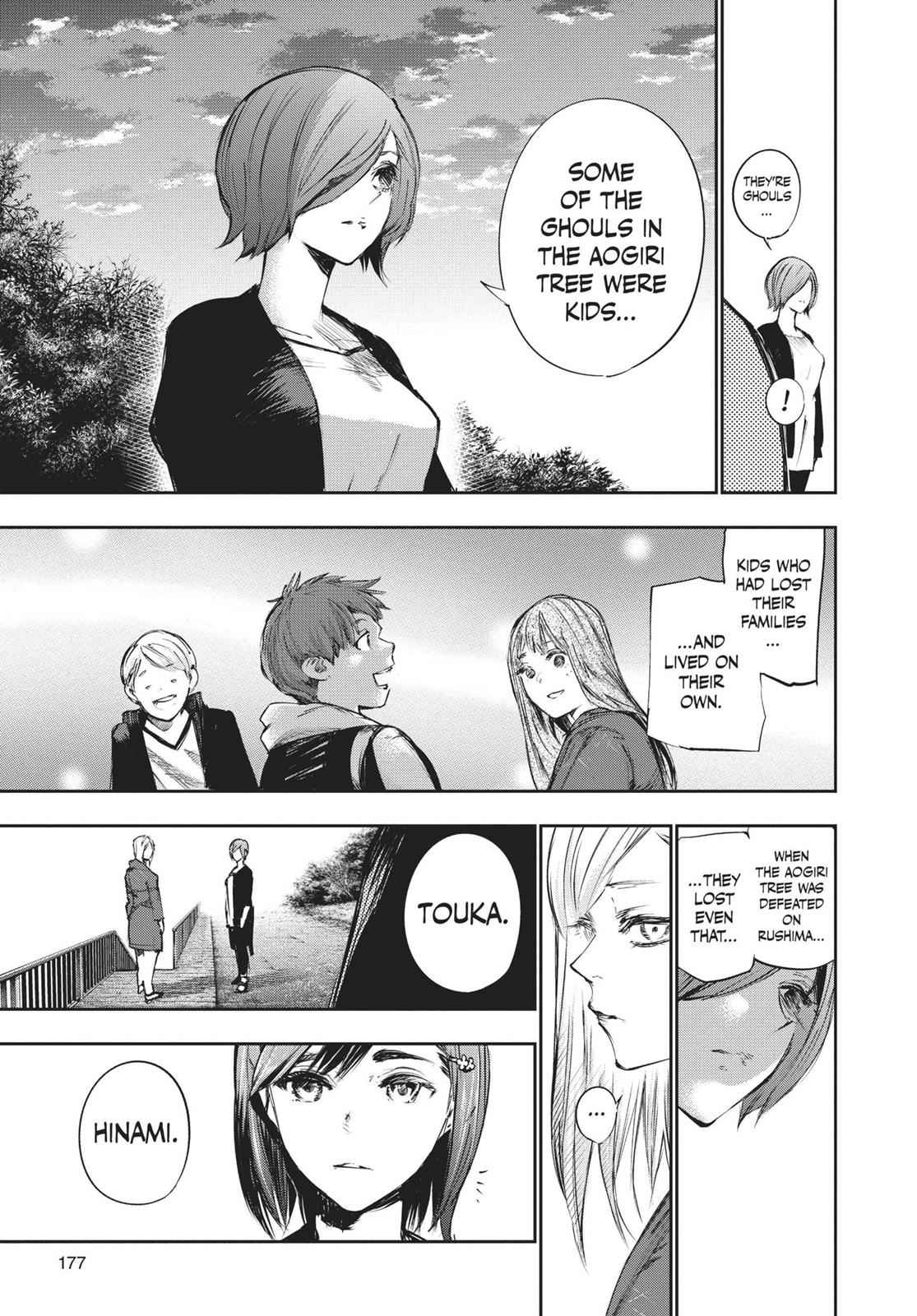 Tokyo Ghoul:re Chapter 120 Page 5