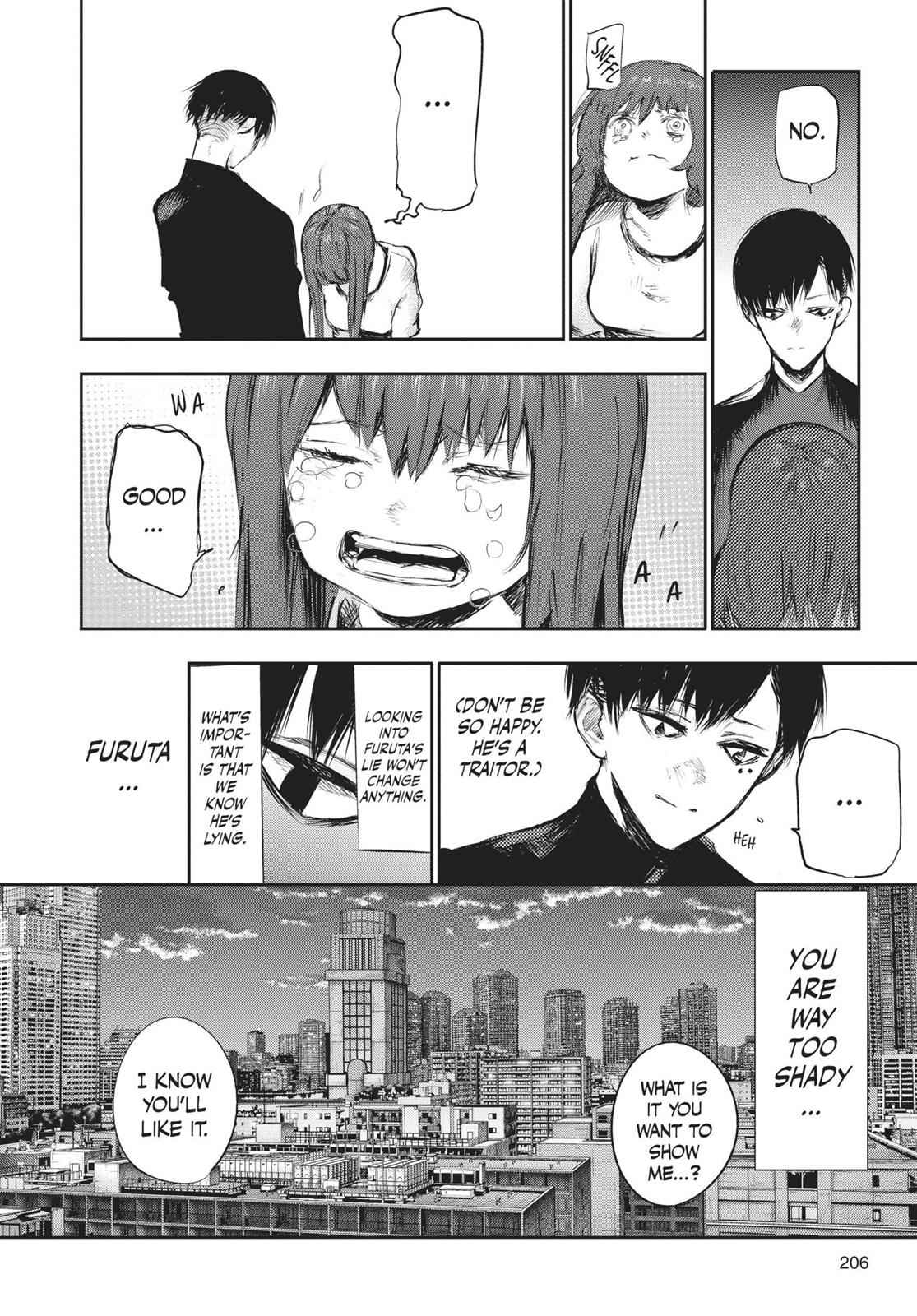 Tokyo Ghoul:re Chapter 121 Page 13