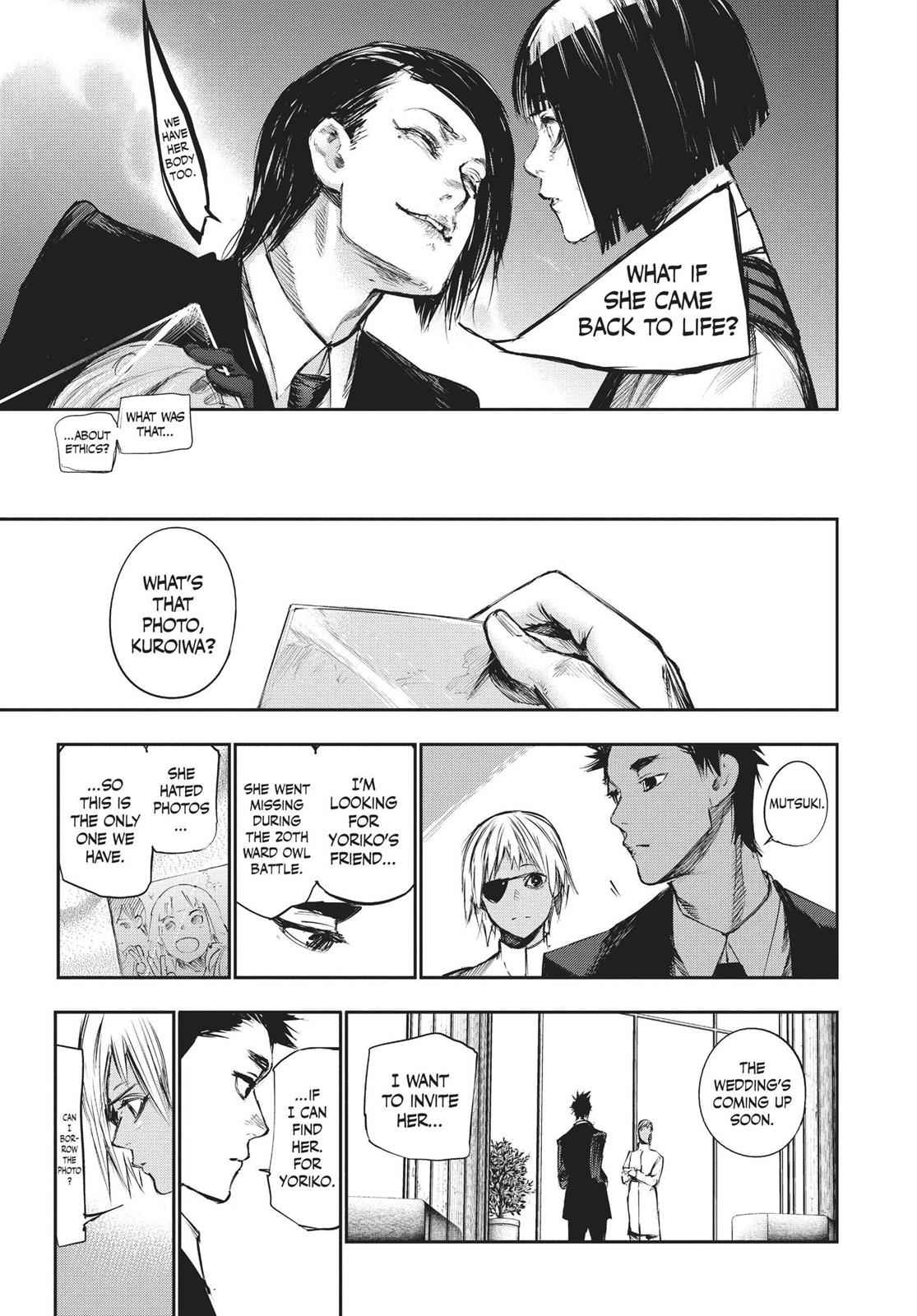 Tokyo Ghoul:re Chapter 121 Page 16