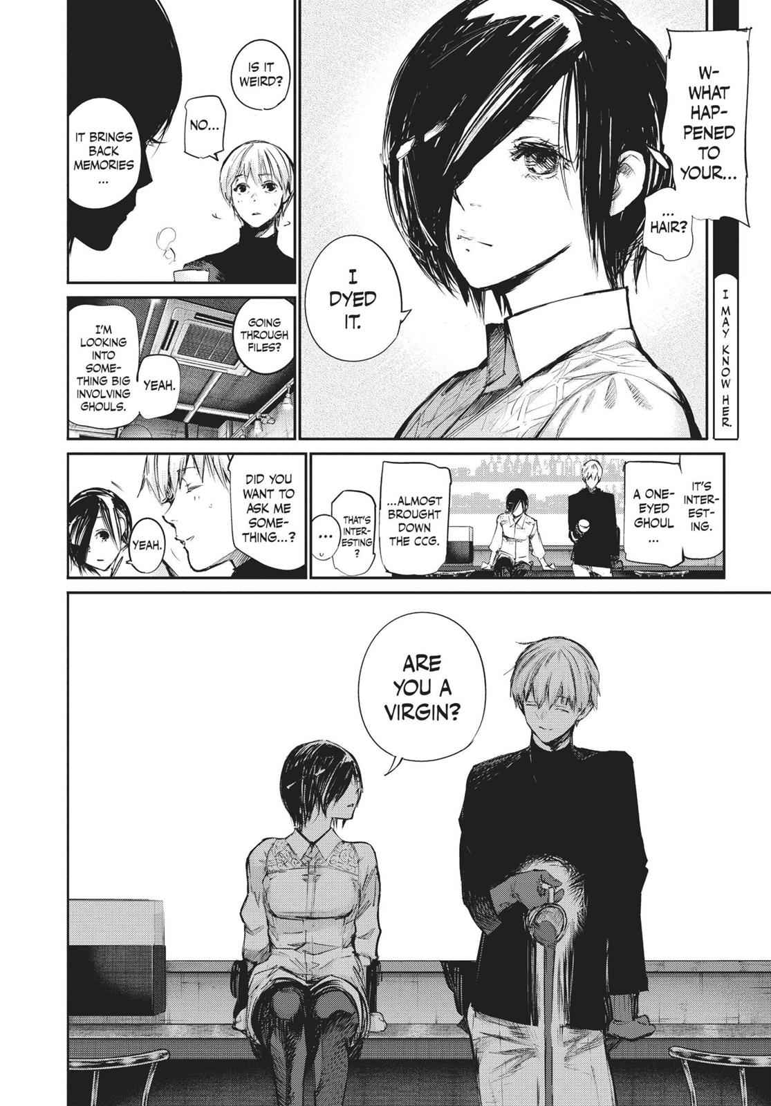 Tokyo Ghoul:re Chapter 121 Page 17