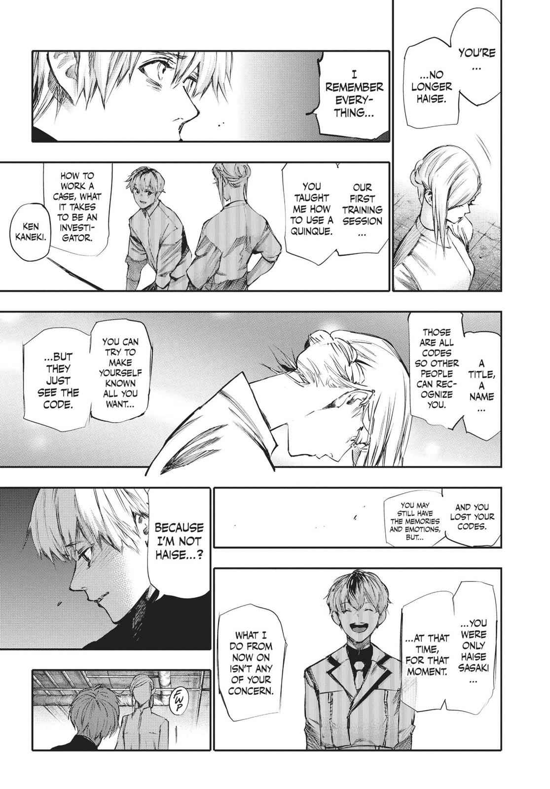 Tokyo Ghoul:re Chapter 121 Page 3