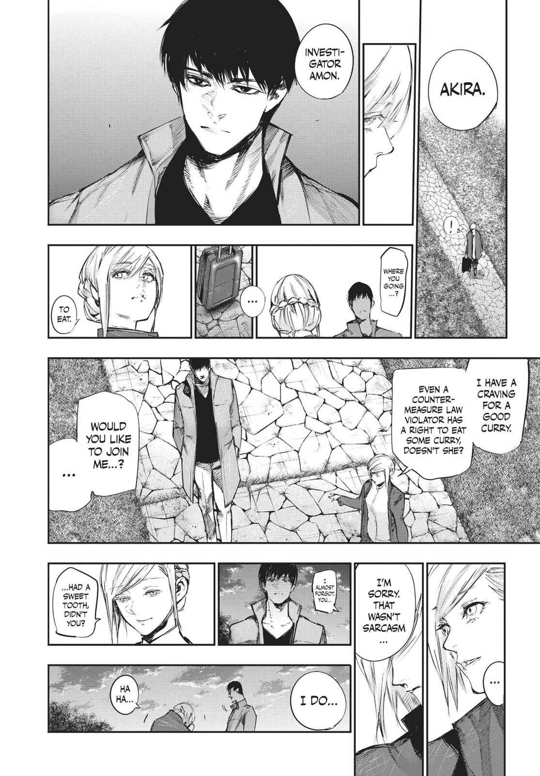Tokyo Ghoul:re Chapter 121 Page 6