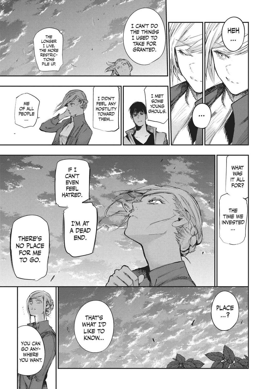 Tokyo Ghoul:re Chapter 121 Page 7