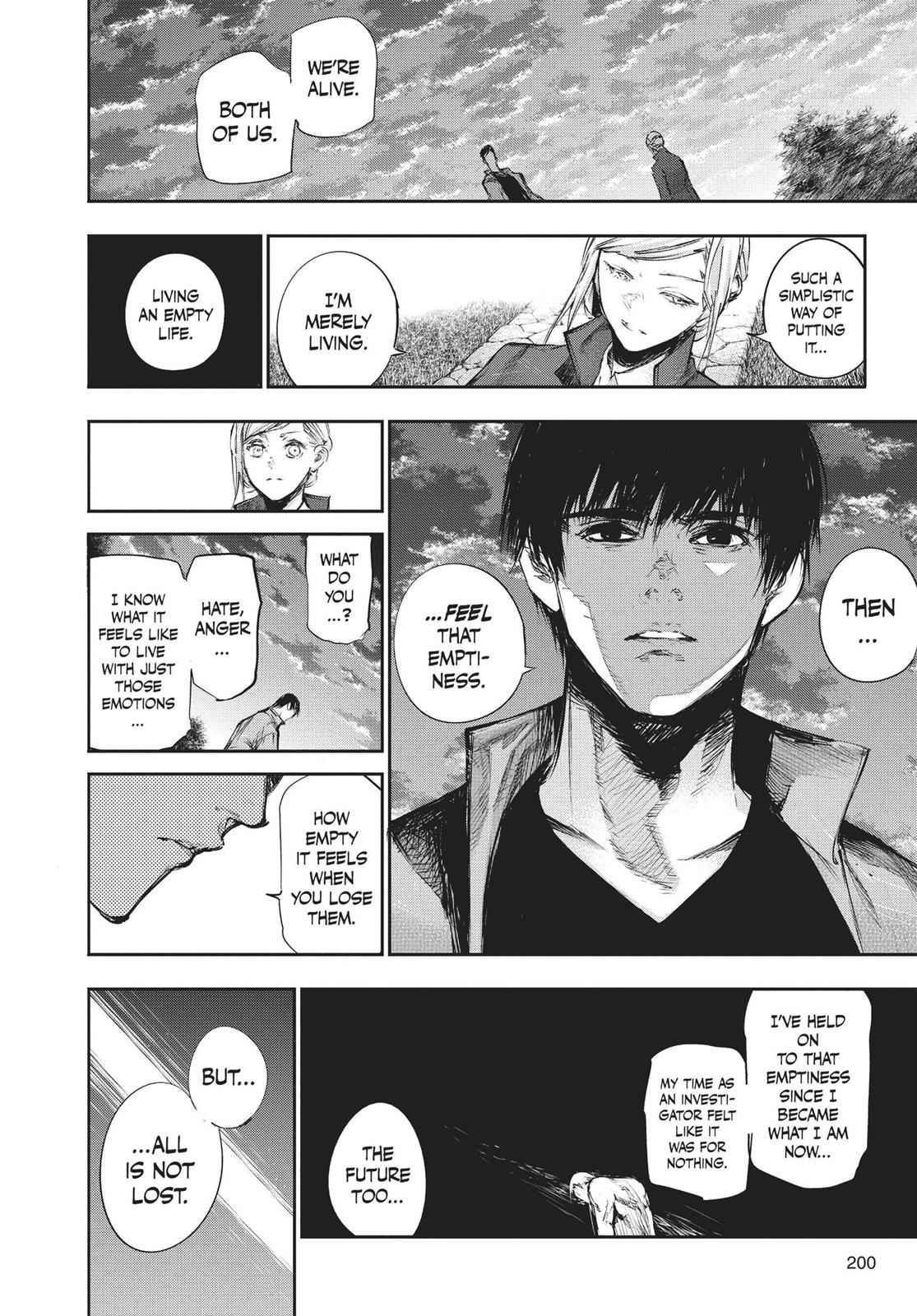 Tokyo Ghoul:re Chapter 121 Page 8