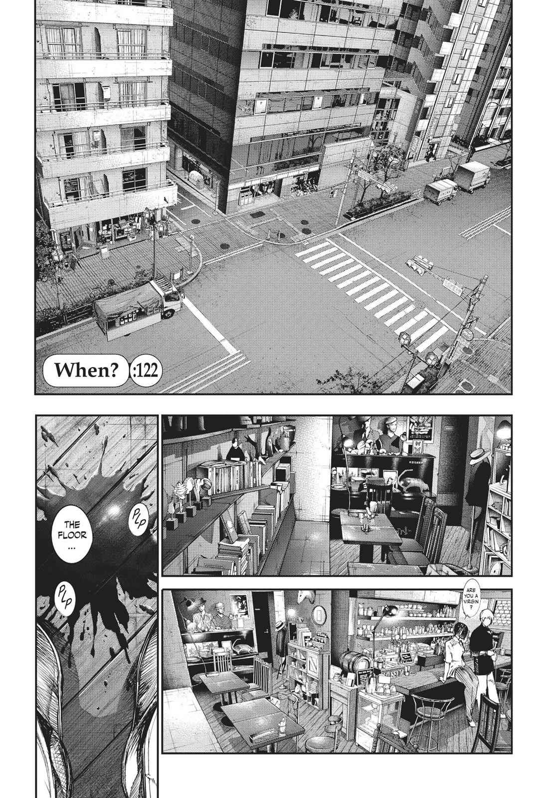 Tokyo Ghoul:re Chapter 122 Page 1