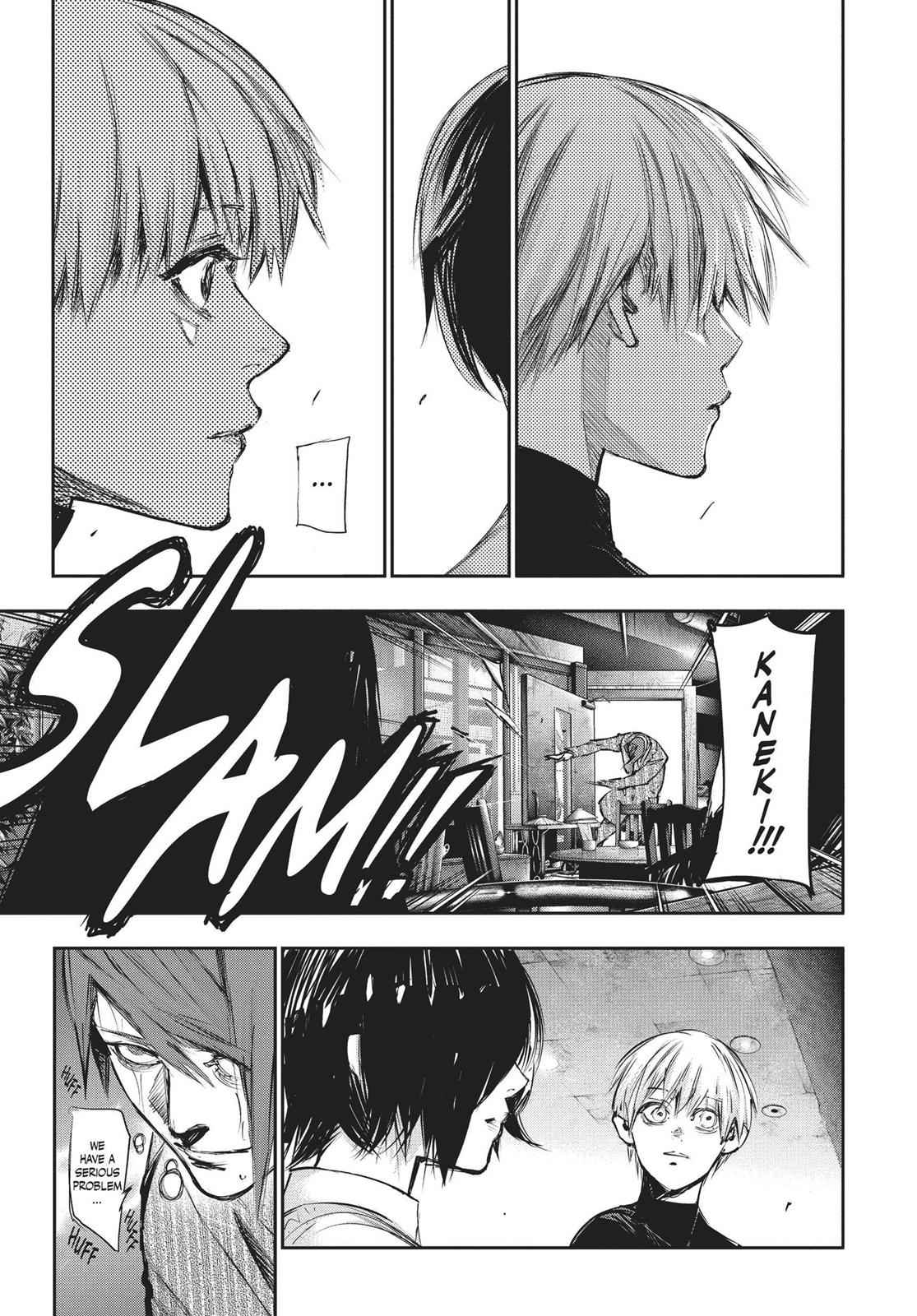 Tokyo Ghoul:re Chapter 122 Page 11
