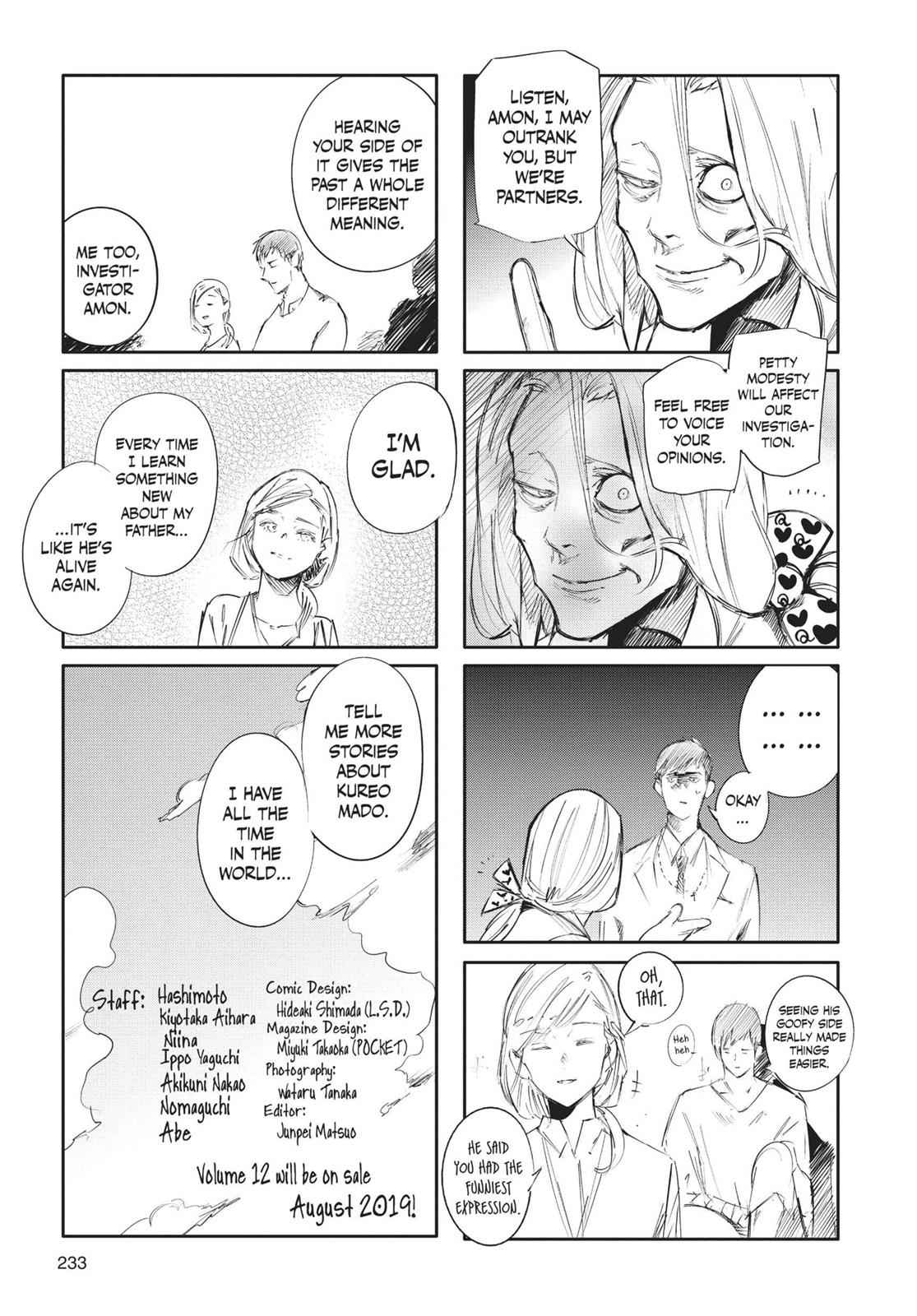 Tokyo Ghoul:re Chapter 122 Page 23