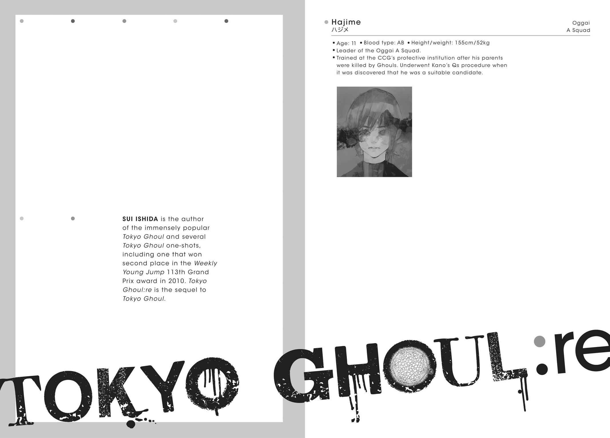 Tokyo Ghoul:re Chapter 122 Page 24