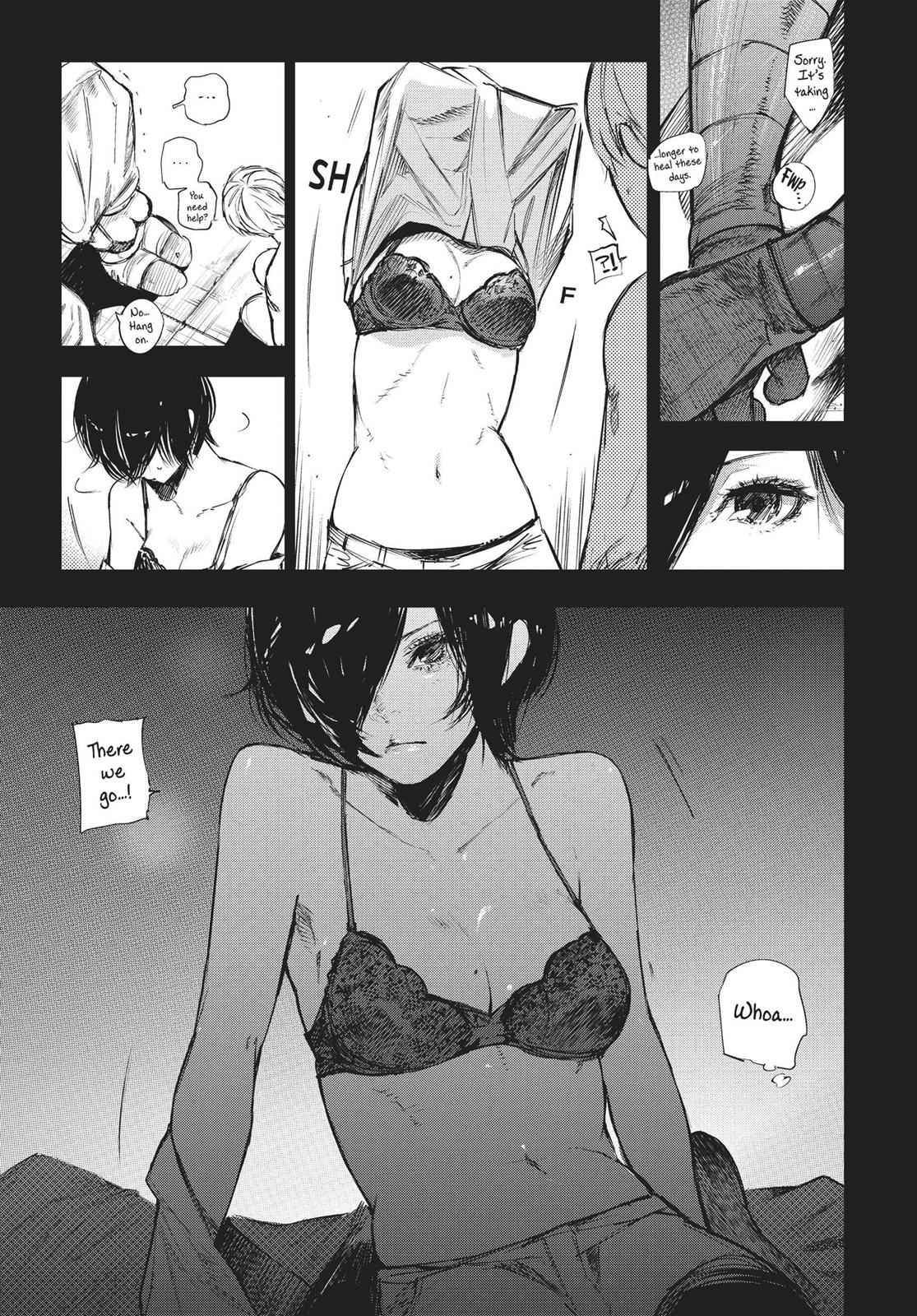 Tokyo Ghoul:re Chapter 125 Page 5