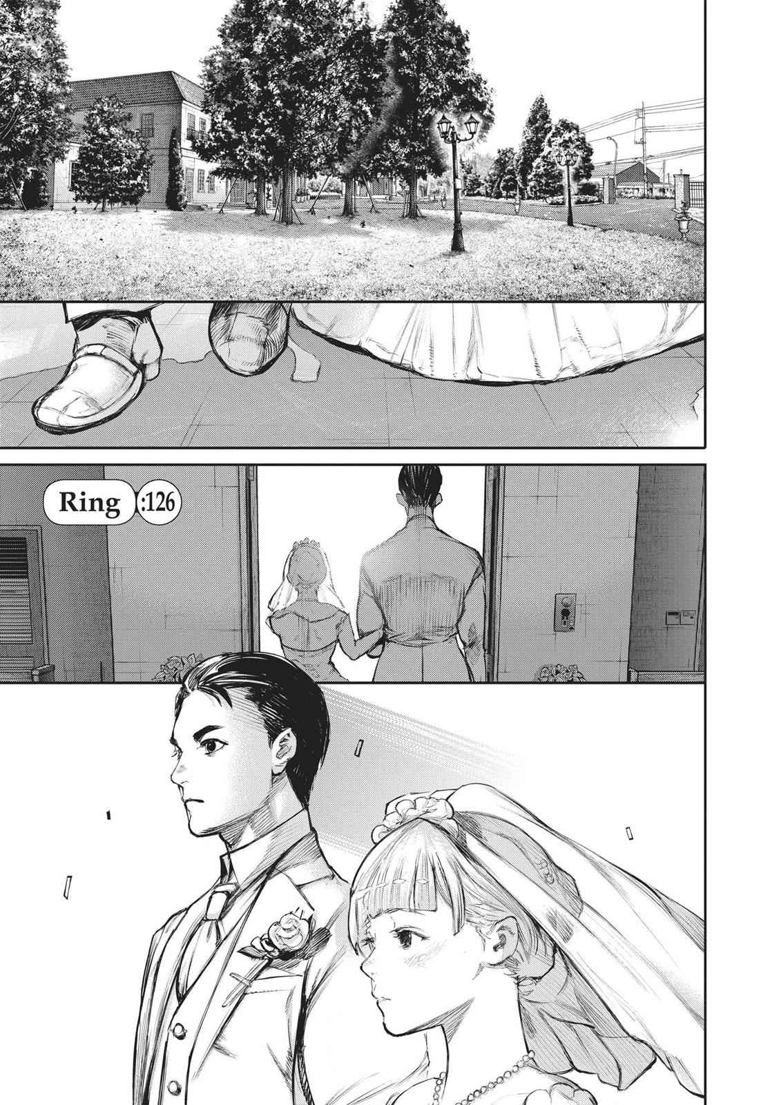 Tokyo Ghoul:re Chapter 126 Page 1