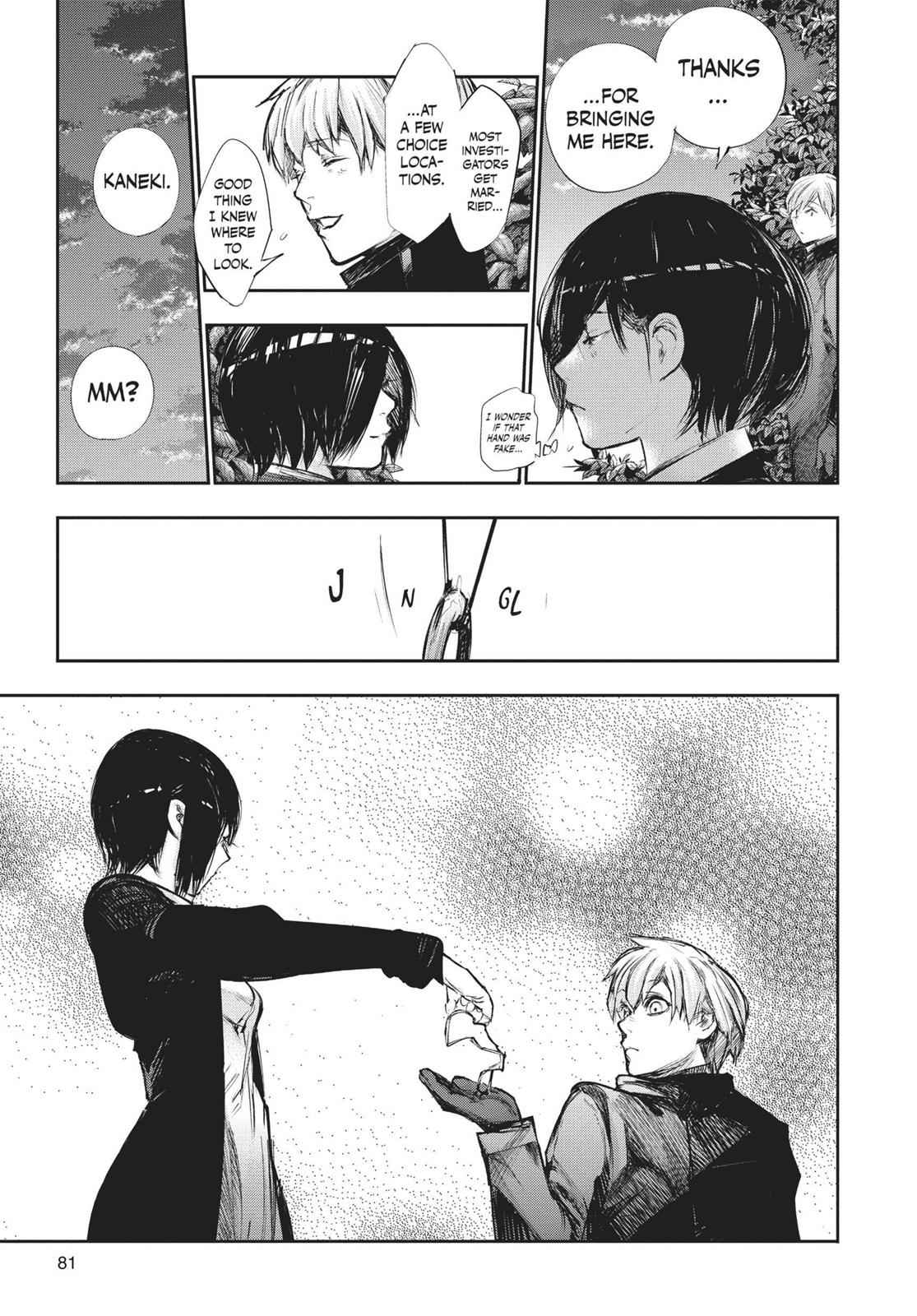 Tokyo Ghoul:re Chapter 126 Page 17