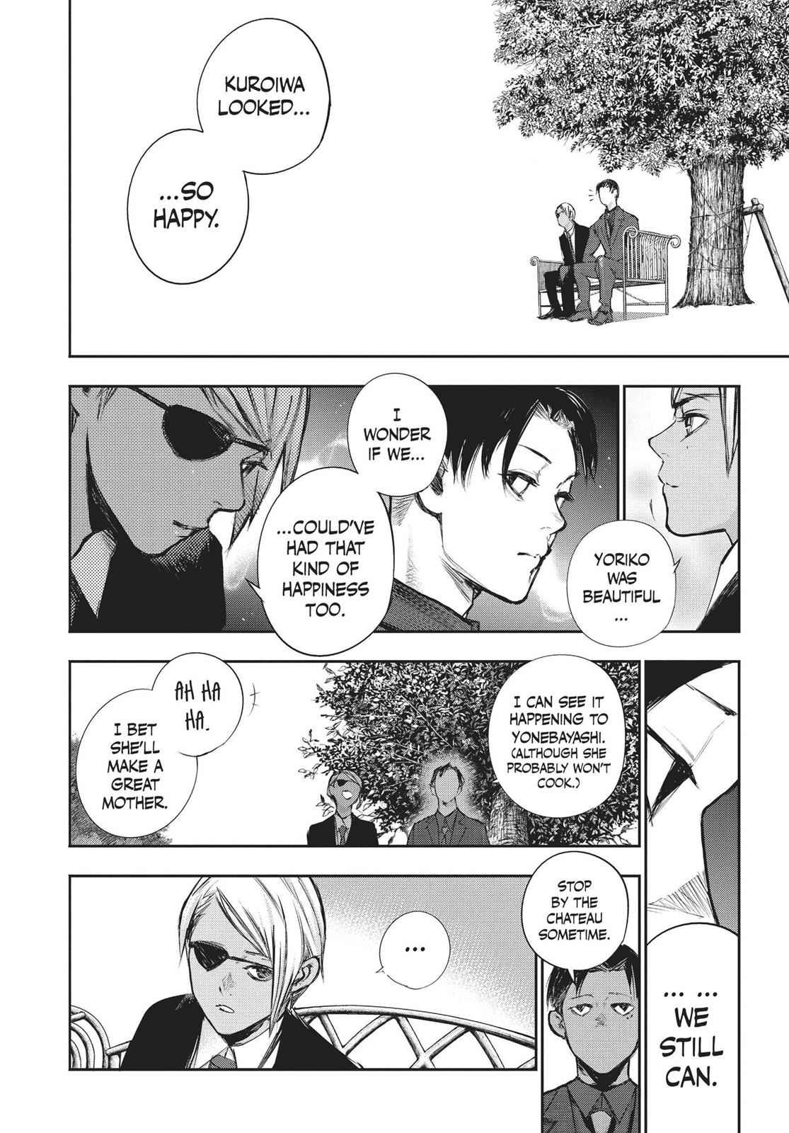 Tokyo Ghoul:re Chapter 126 Page 6