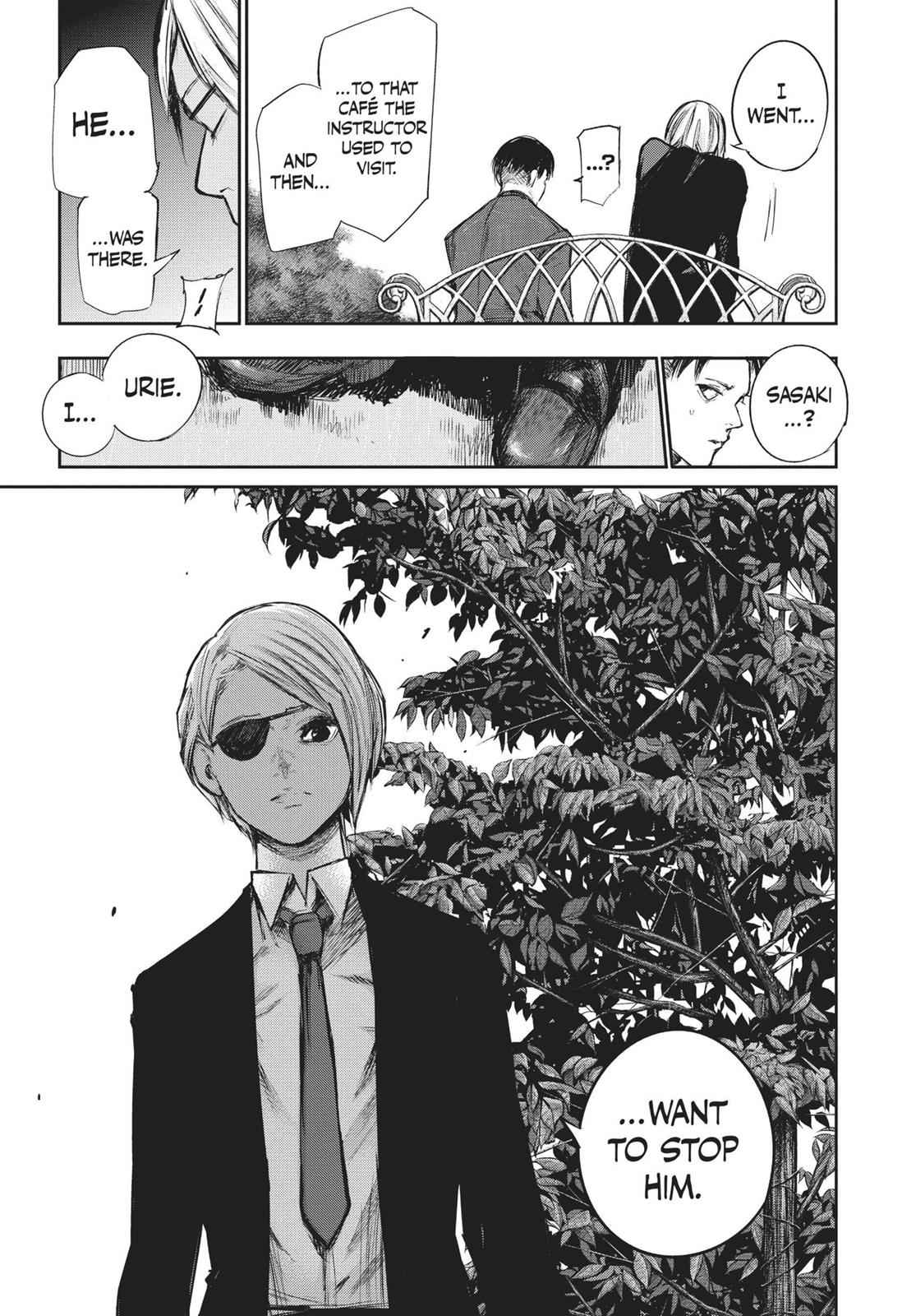 Tokyo Ghoul:re Chapter 126 Page 7
