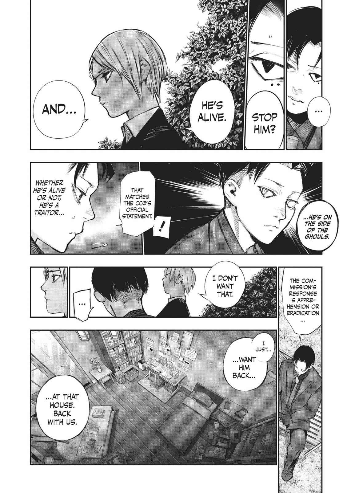 Tokyo Ghoul:re Chapter 126 Page 8