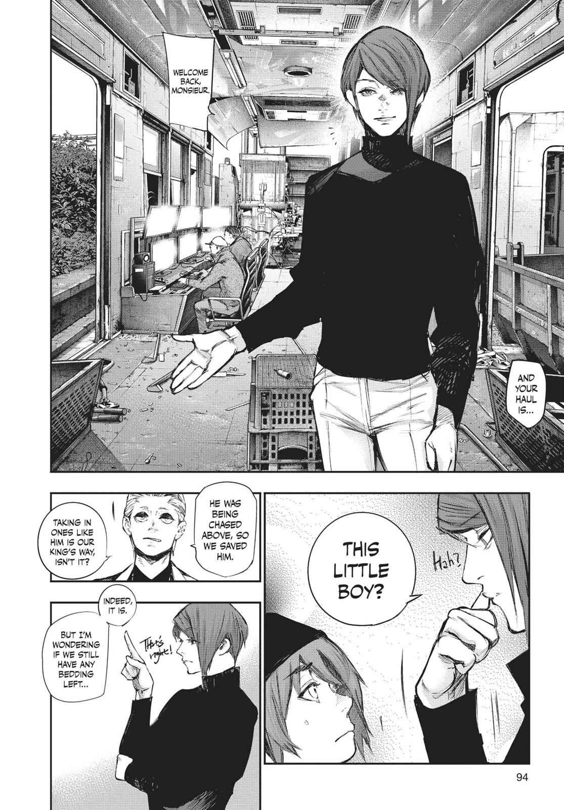Tokyo Ghoul:re Chapter 127 Page 12