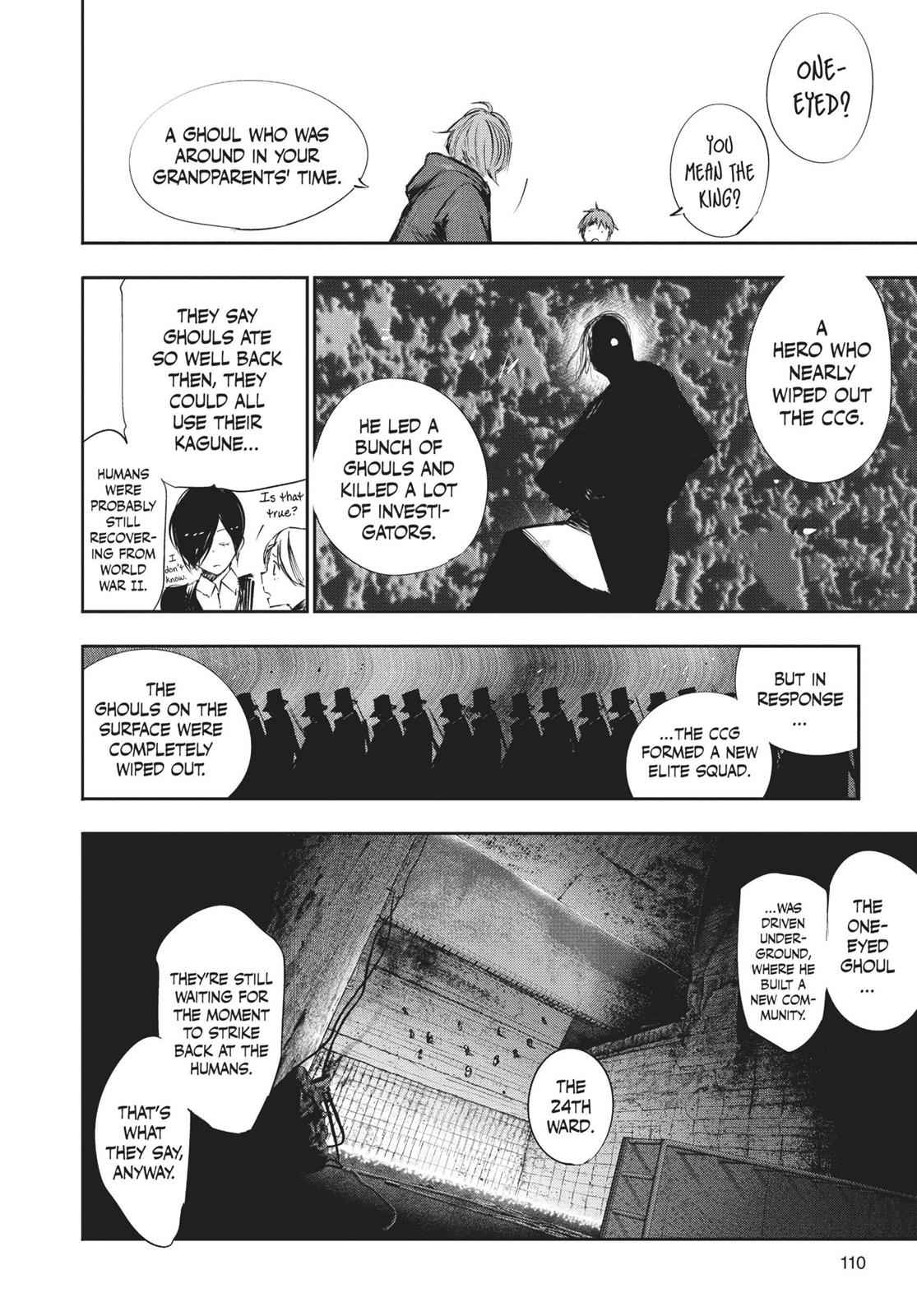 Tokyo Ghoul:re Chapter 128 Page 10