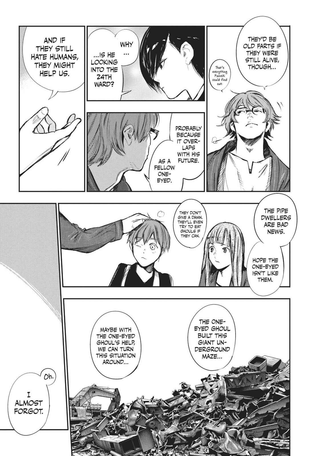 Tokyo Ghoul:re Chapter 128 Page 11