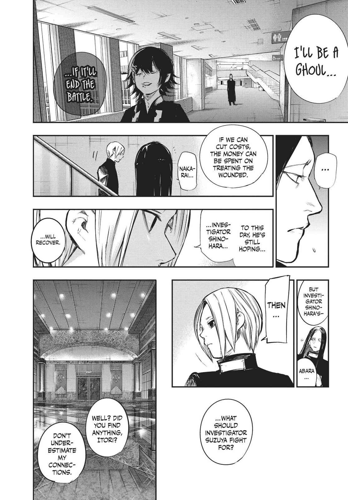Tokyo Ghoul:re Chapter 128 Page 14