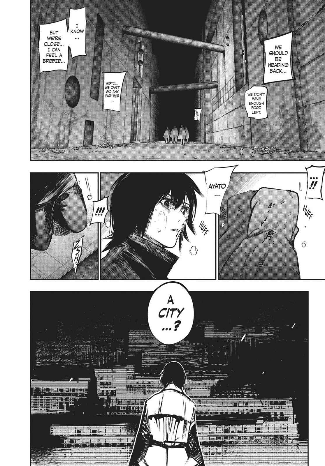 Tokyo Ghoul:re Chapter 128 Page 18