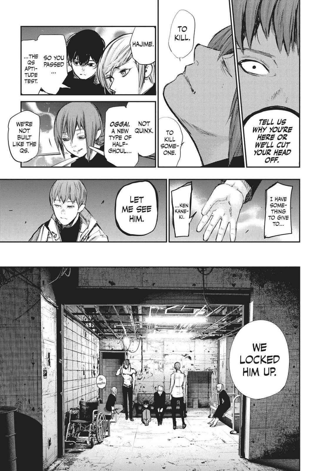 Tokyo Ghoul:re Chapter 129 Page 12