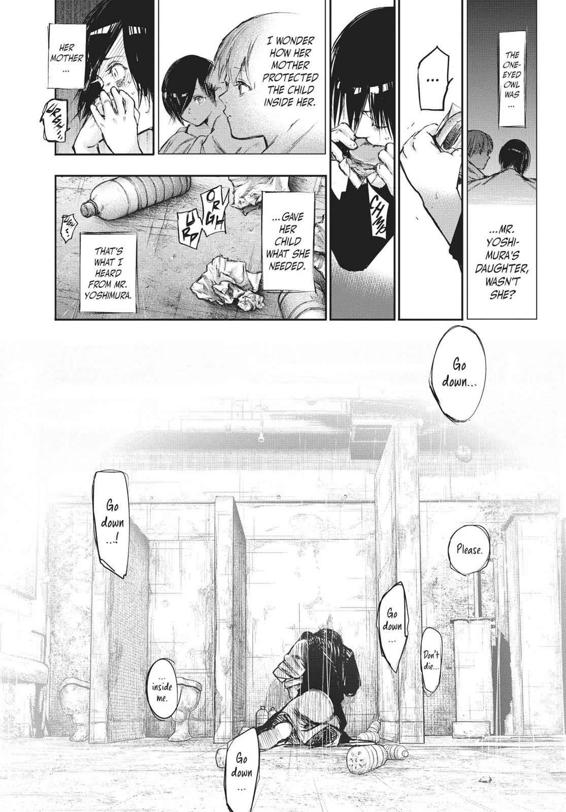 Tokyo Ghoul:re Chapter 129 Page 17