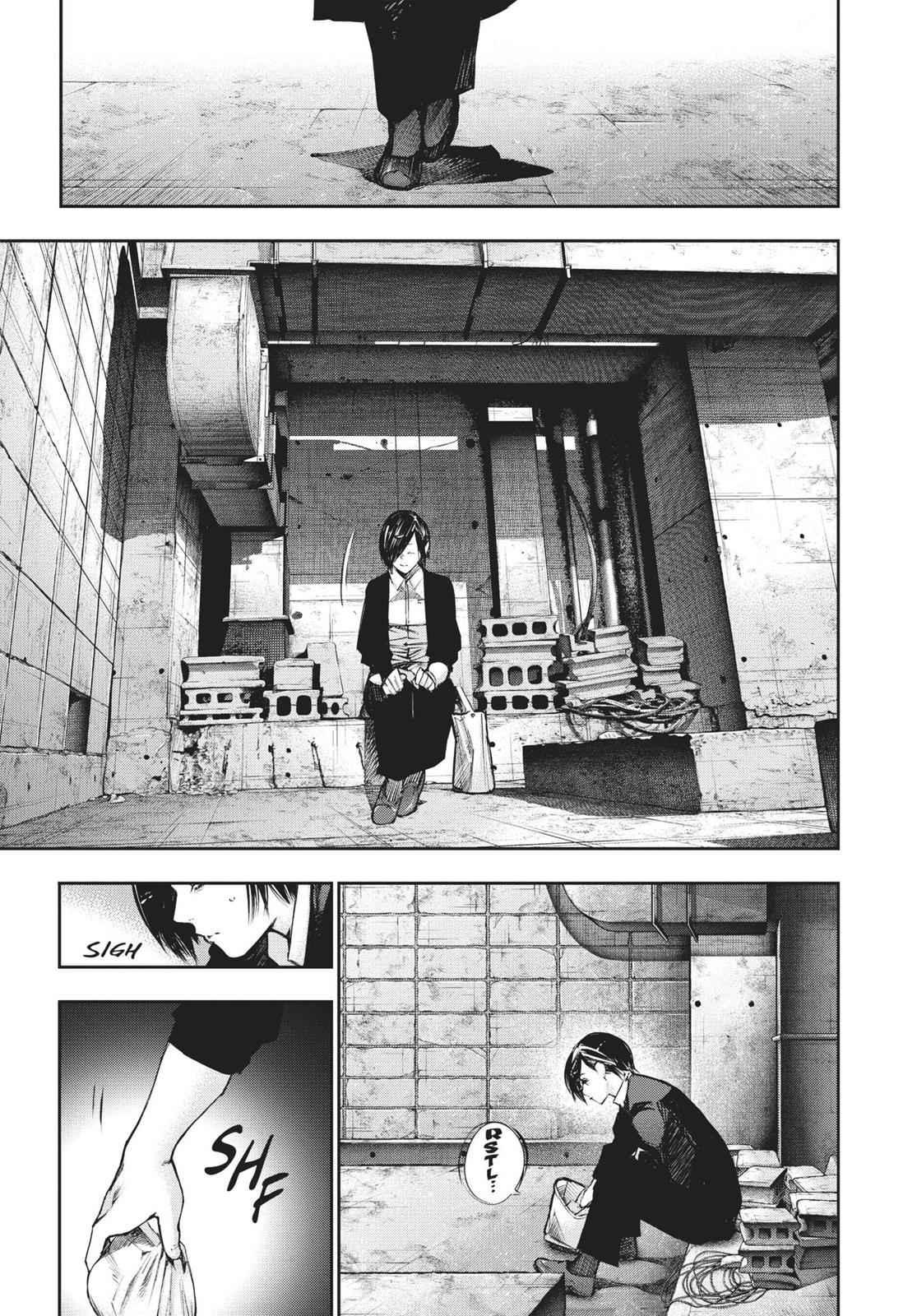 Tokyo Ghoul:re Chapter 129 Page 3