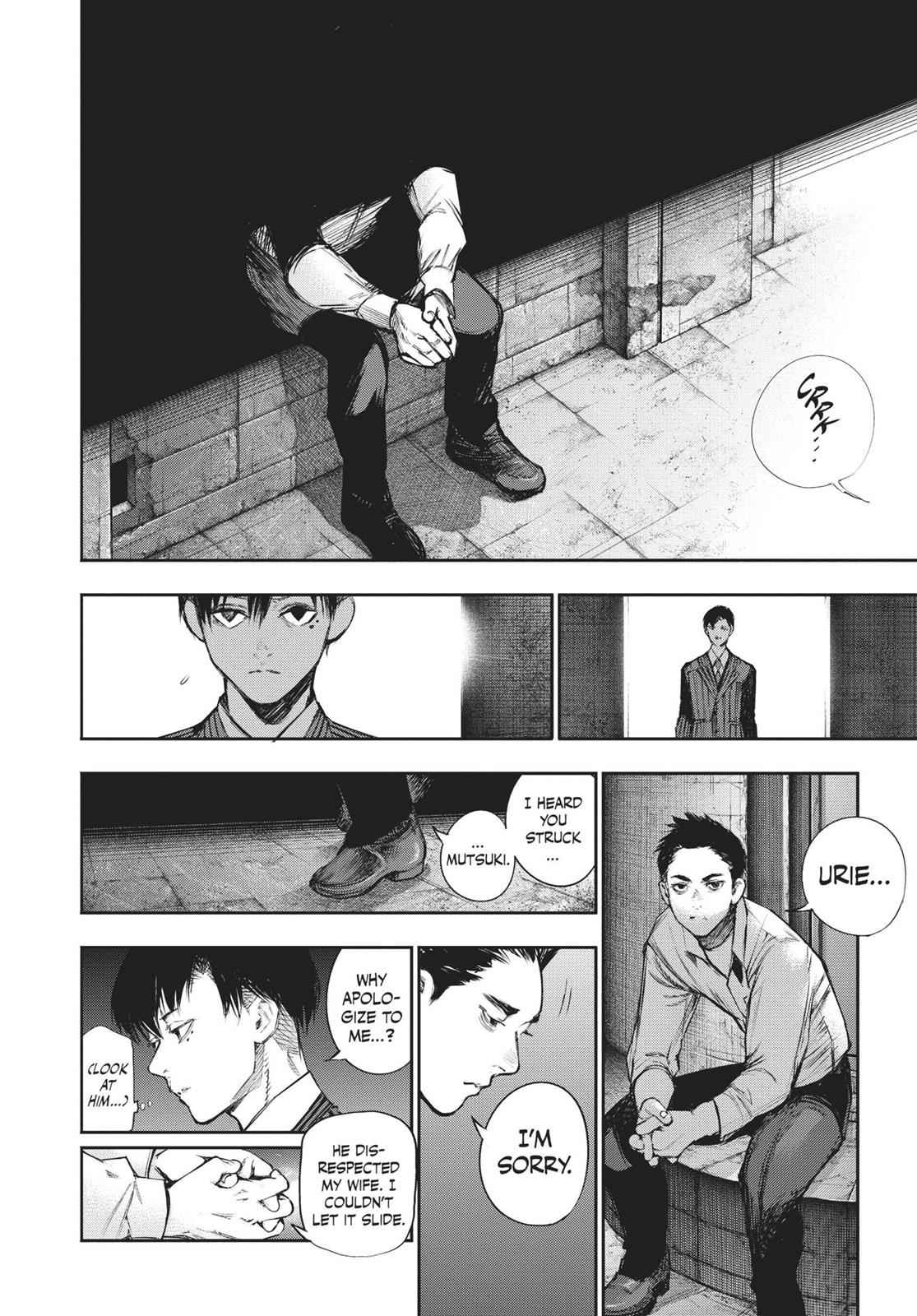 Tokyo Ghoul:re Chapter 130 Page 2