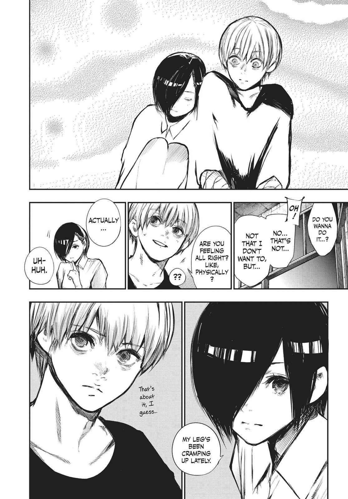 Tokyo Ghoul:re Chapter 130 Page 8