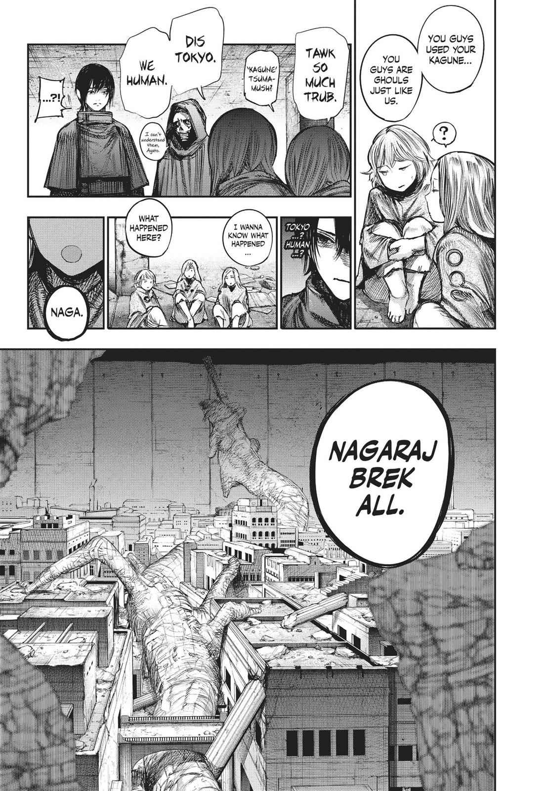 Tokyo Ghoul:re Chapter 131 Page 13