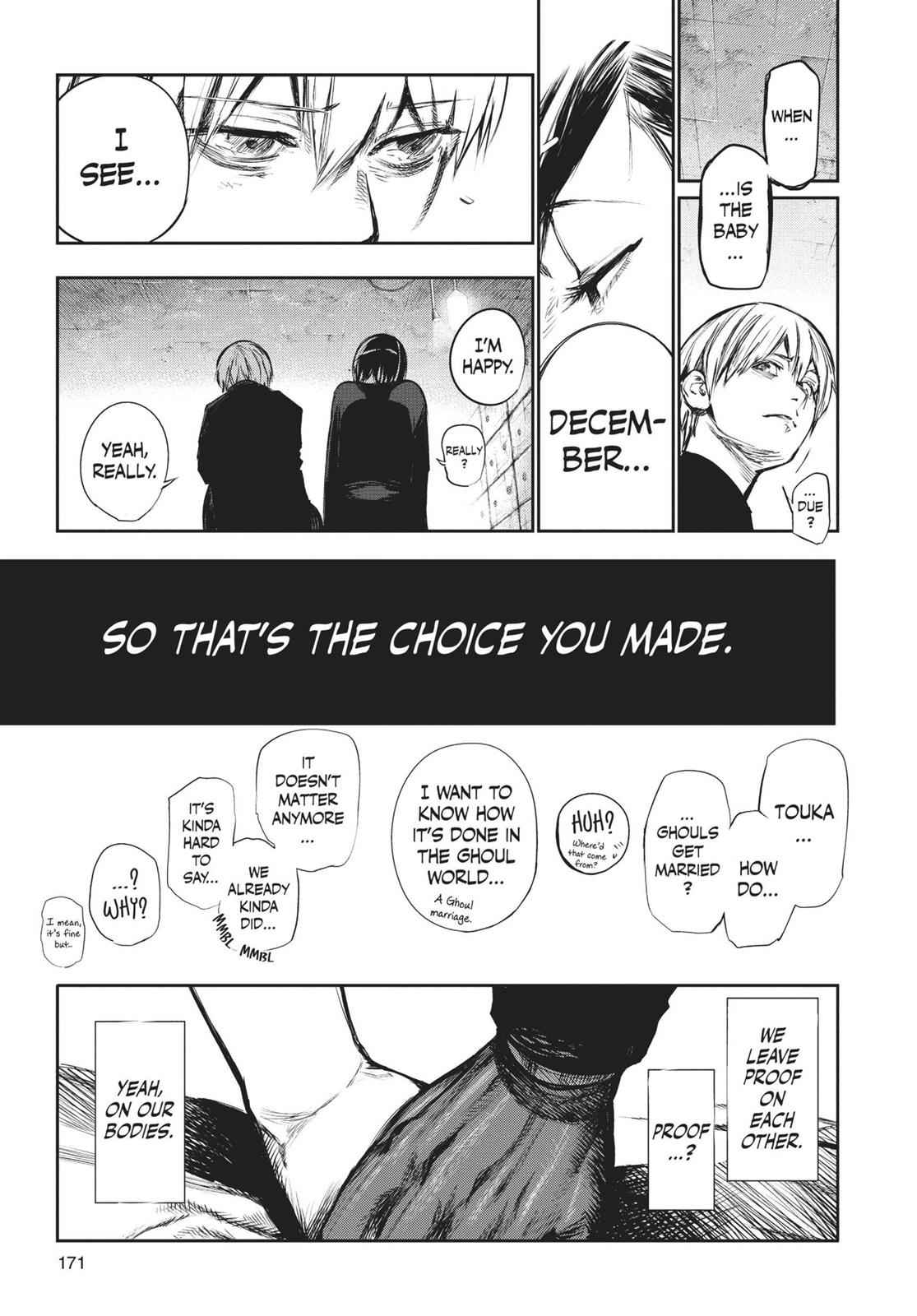 Tokyo Ghoul:re Chapter 131 Page 17