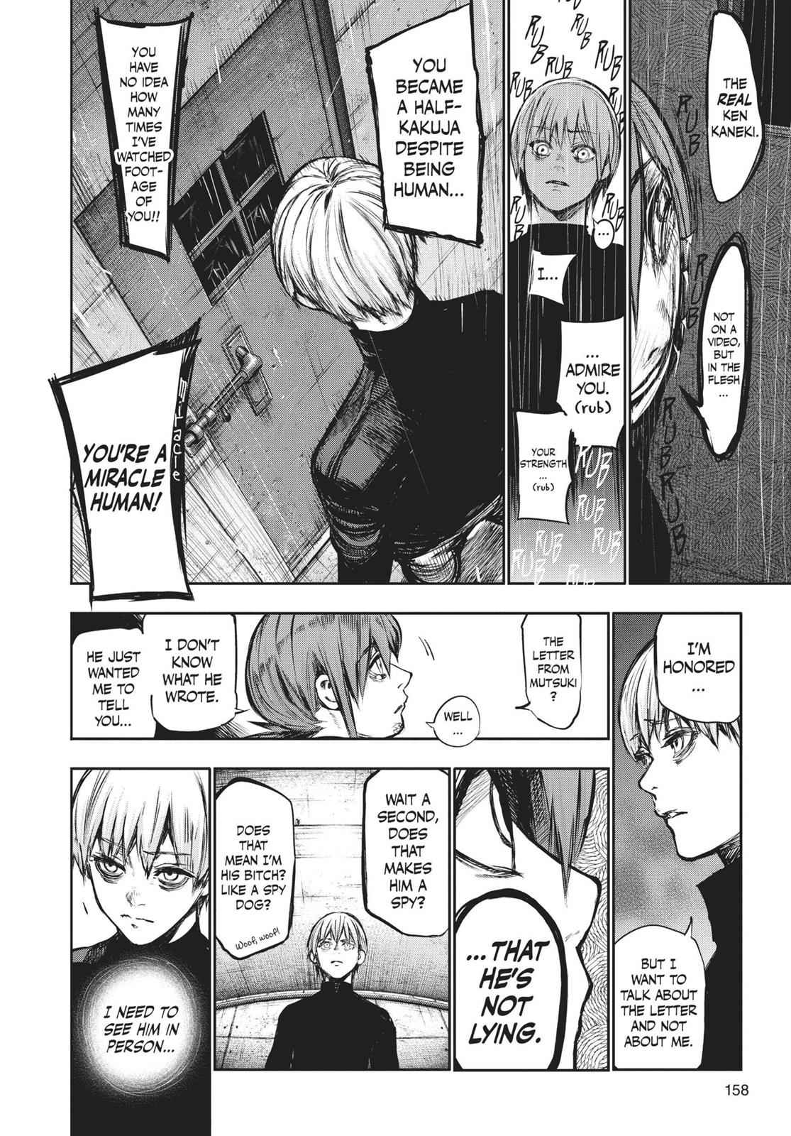 Tokyo Ghoul:re Chapter 131 Page 4