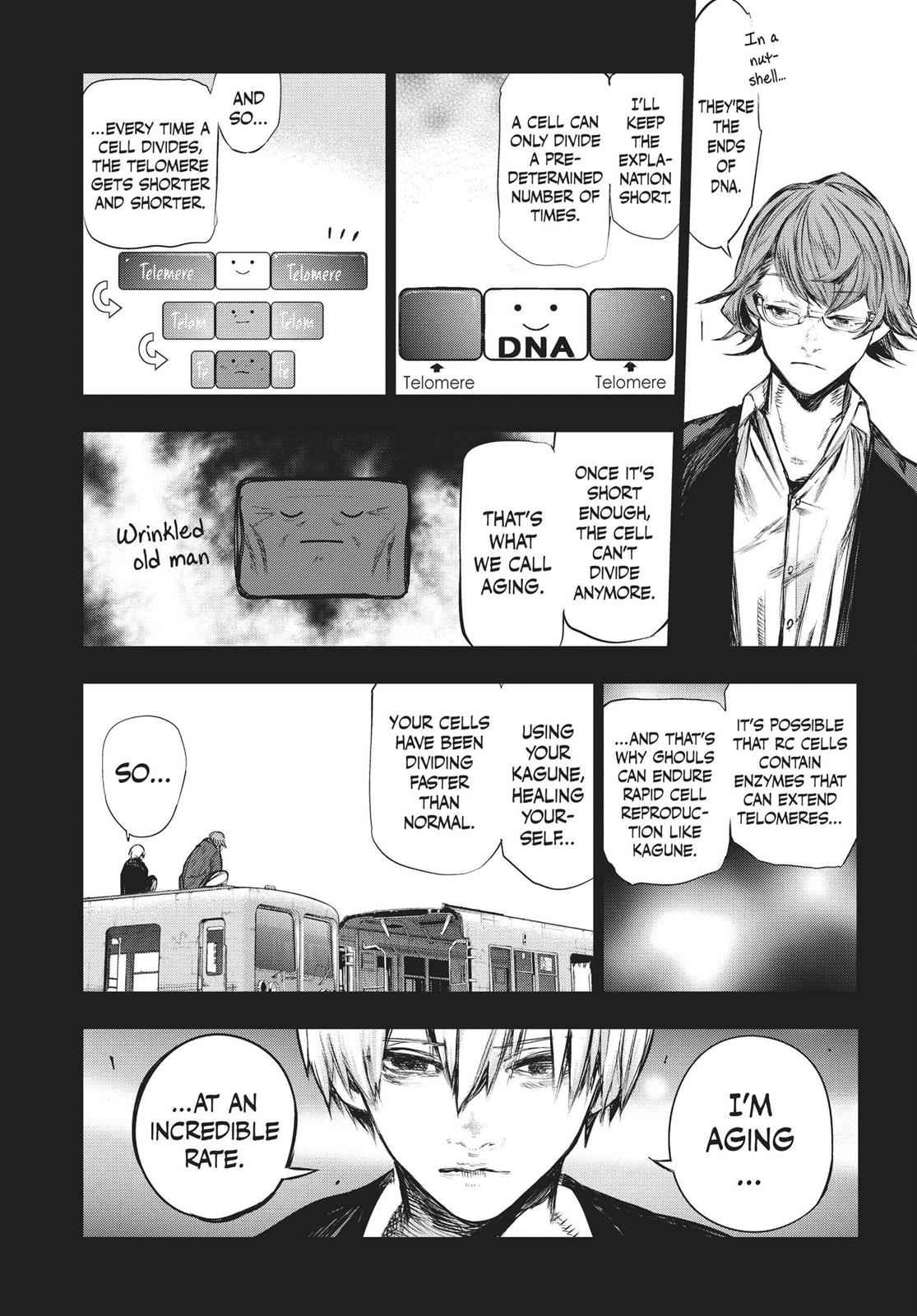 Tokyo Ghoul:re Chapter 131 Page 6