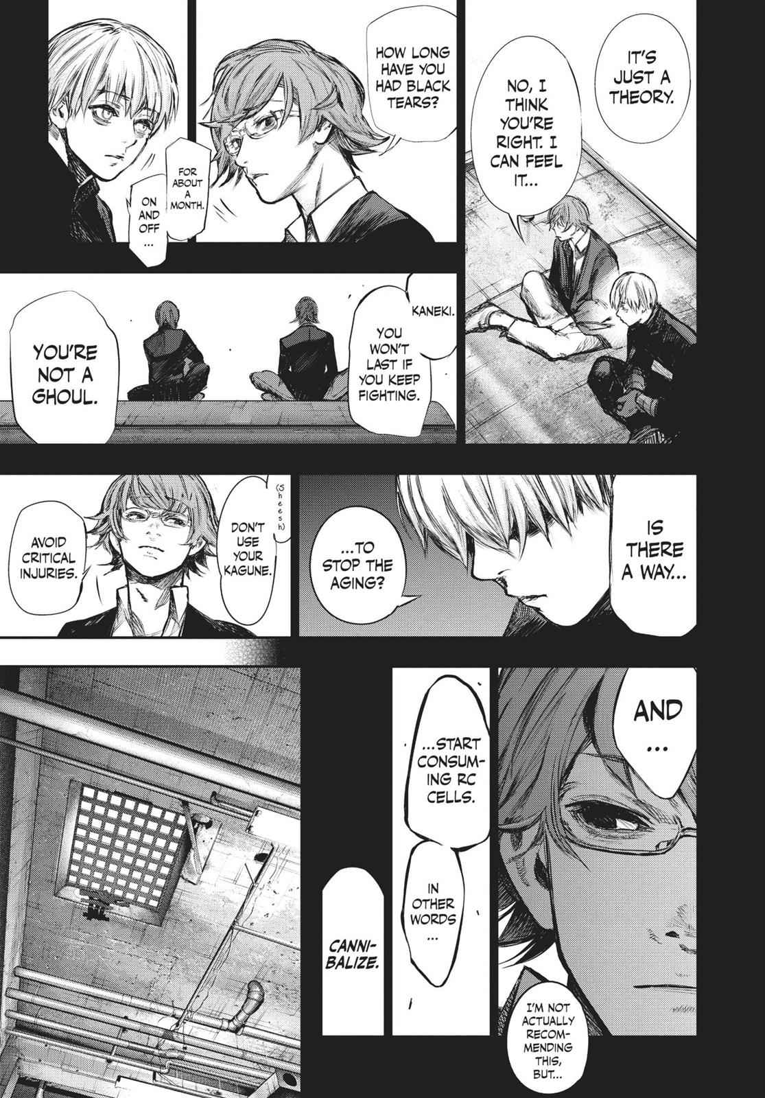 Tokyo Ghoul:re Chapter 131 Page 7