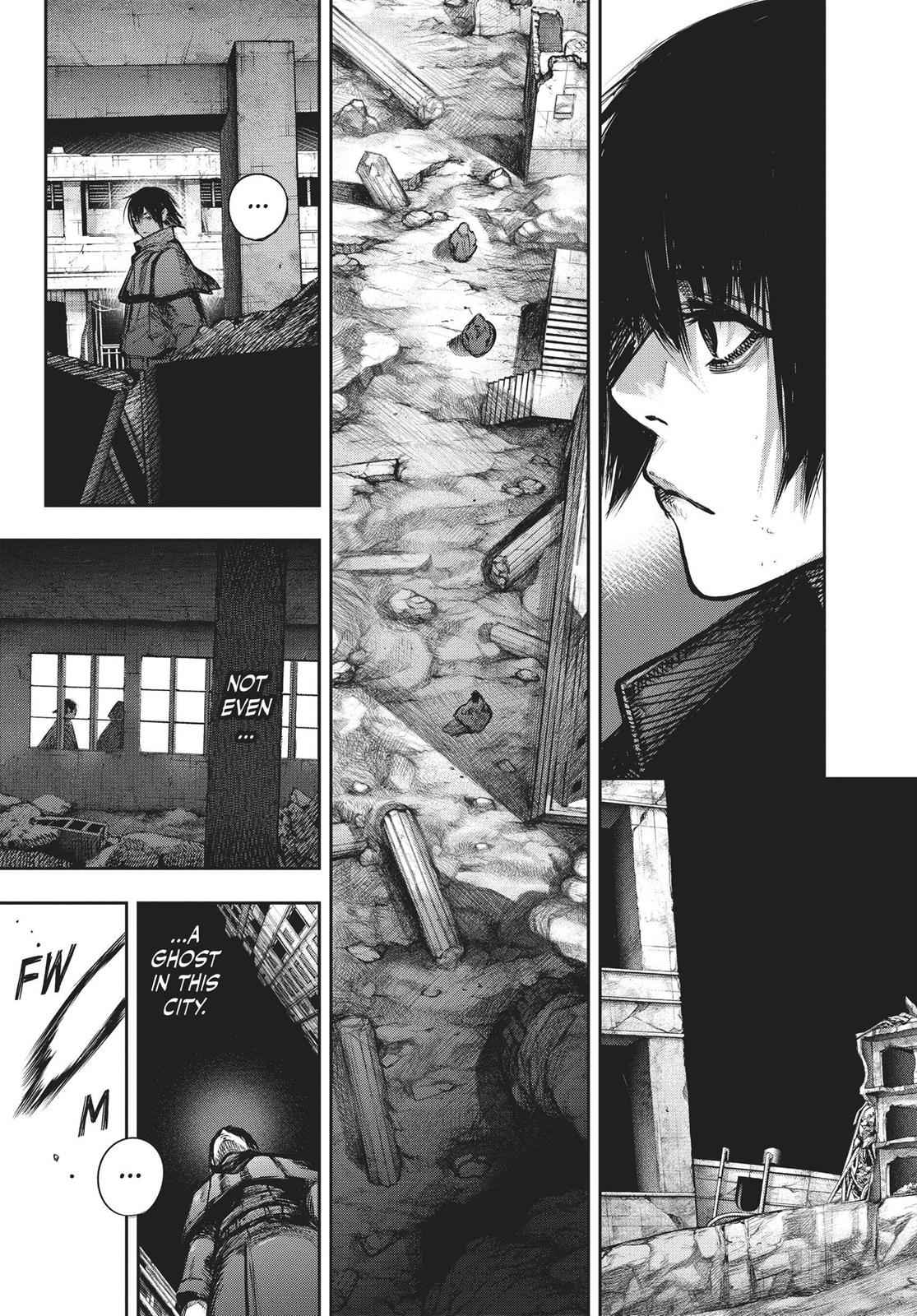Tokyo Ghoul:re Chapter 131 Page 9