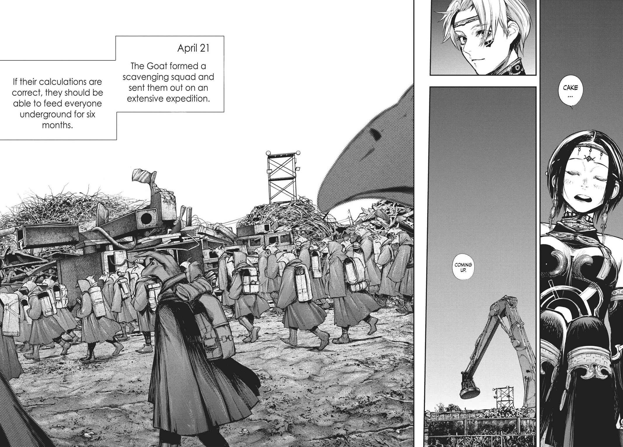 Tokyo Ghoul:re Chapter 132 Page 15