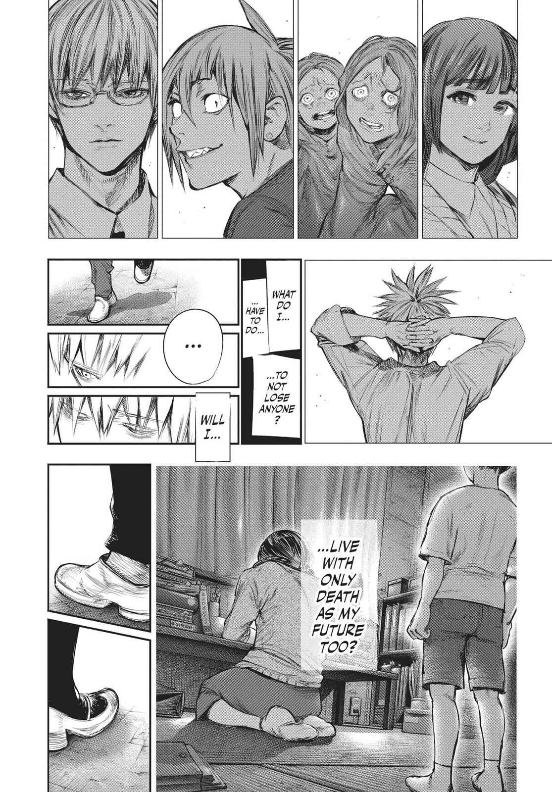Tokyo Ghoul:re Chapter 132 Page 4