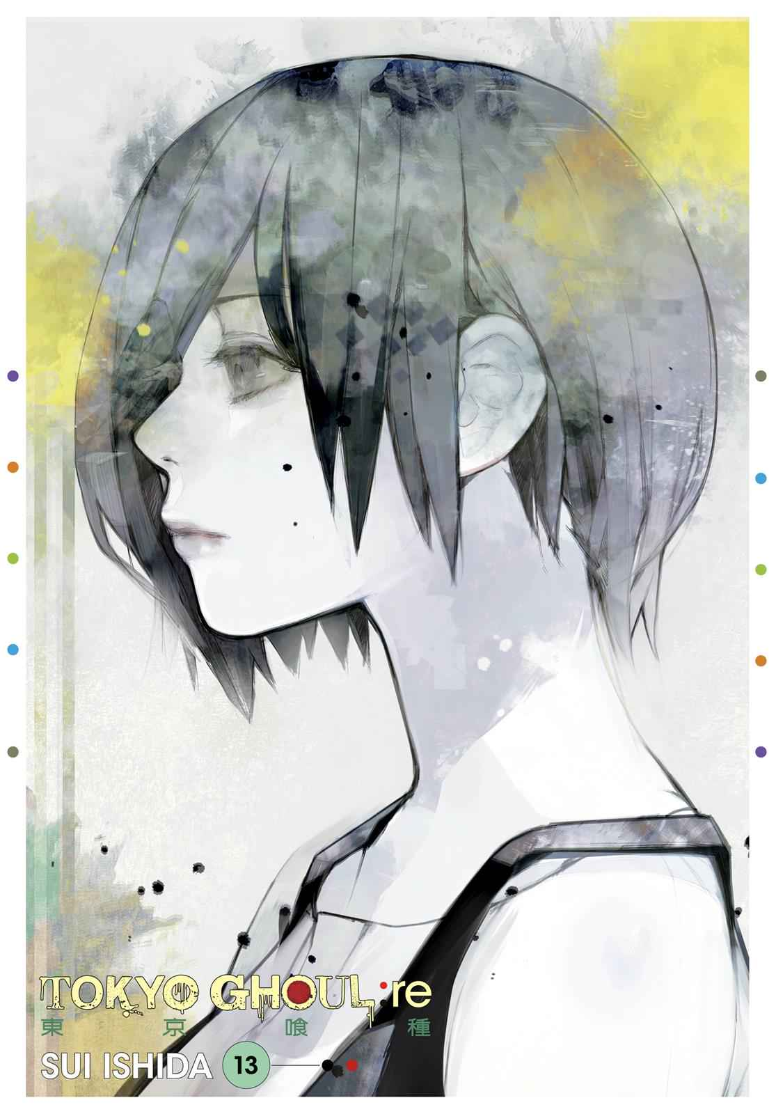 Tokyo Ghoul:re Chapter 133 Page 2