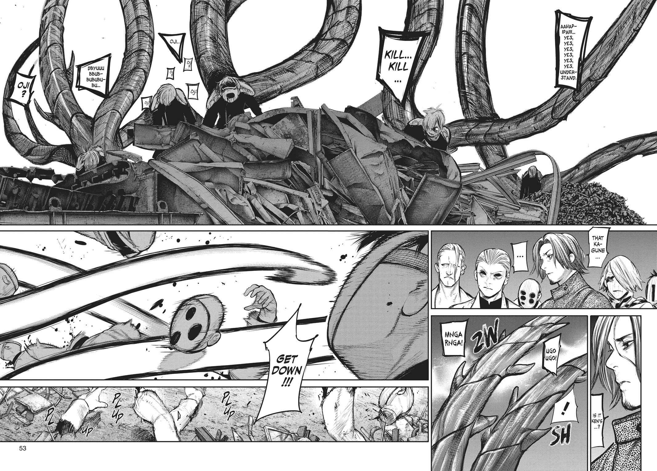 Tokyo Ghoul:re Chapter 135 Page 10
