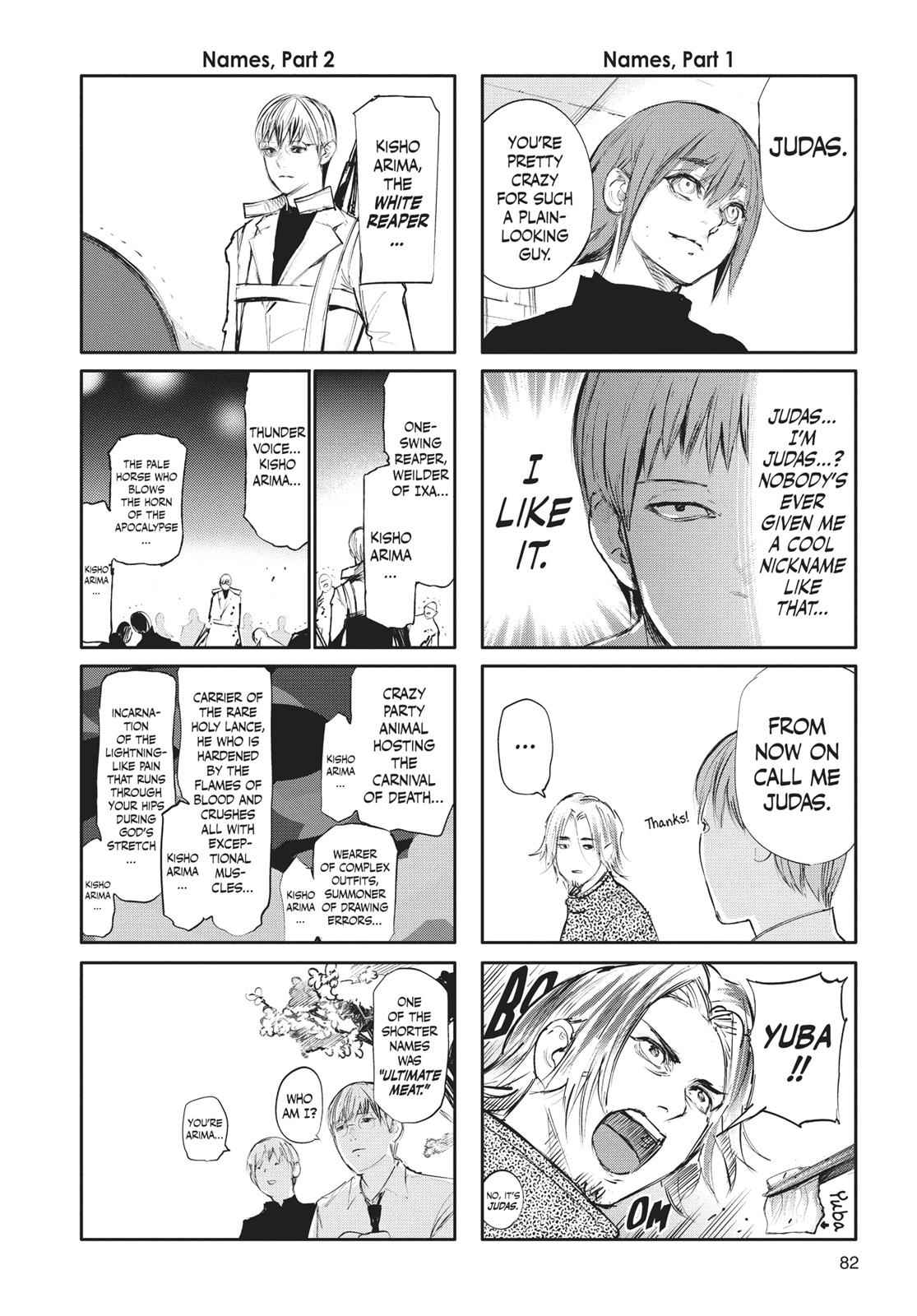 Tokyo Ghoul:re Chapter 136 Page 19