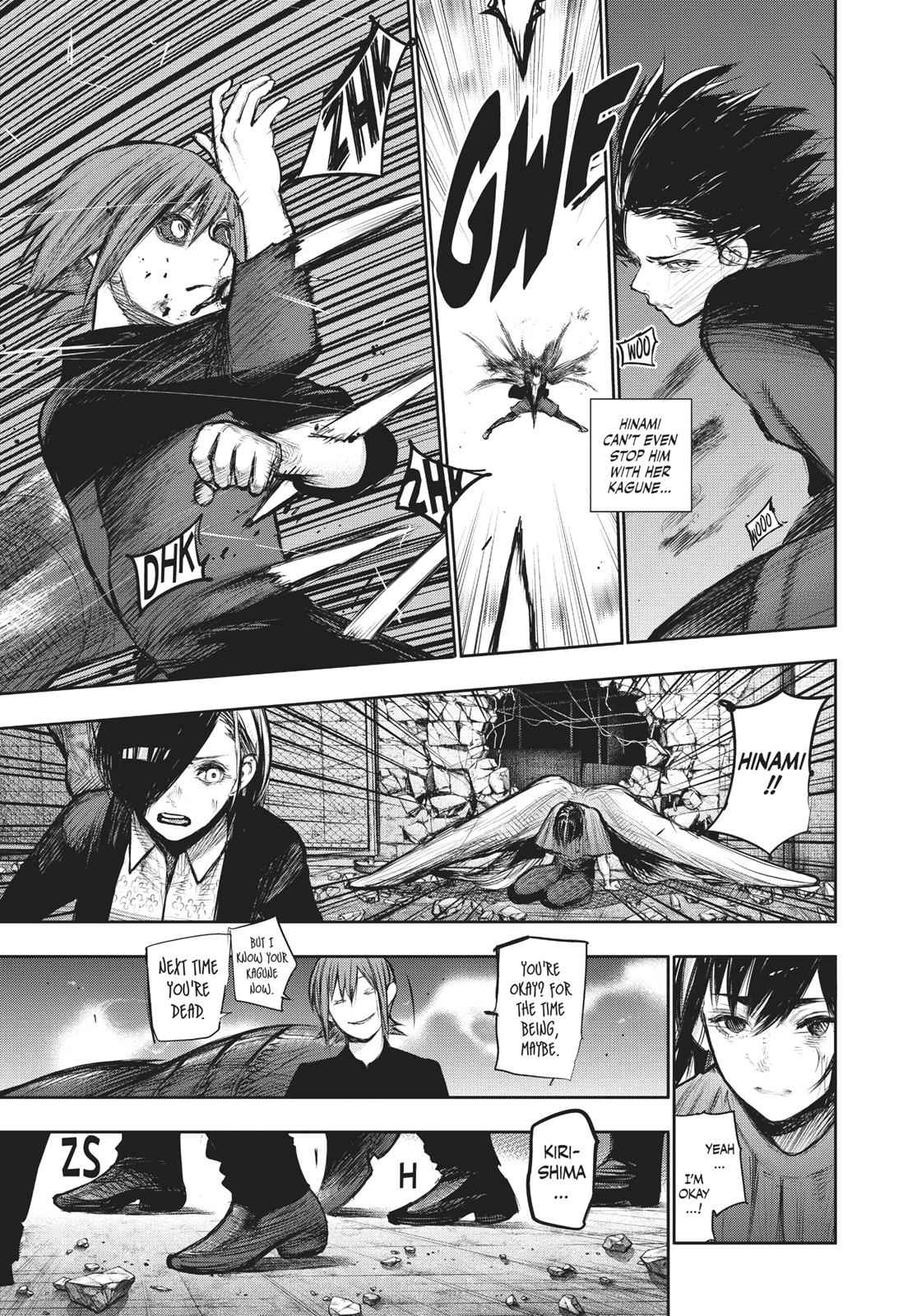 Tokyo Ghoul:re Chapter 136 Page 4