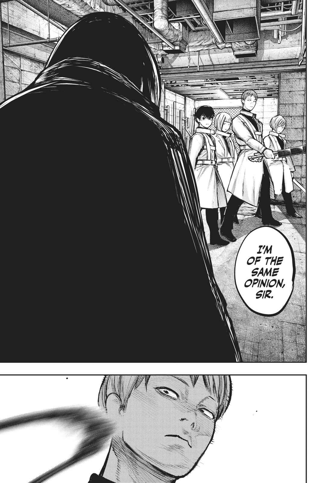 Tokyo Ghoul:re Chapter 136 Page 6