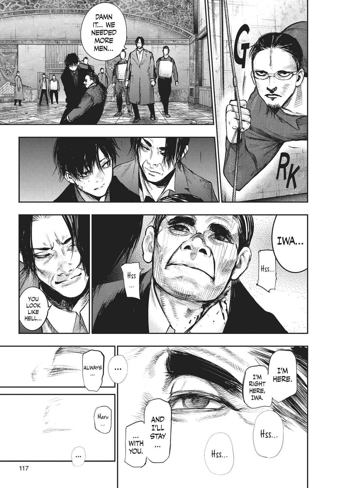 Tokyo Ghoul:re Chapter 138 Page 12