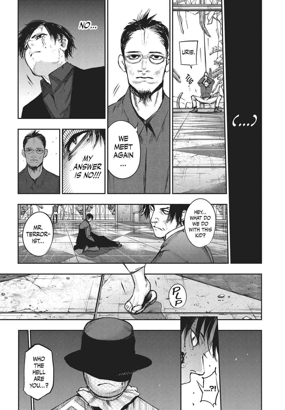 Tokyo Ghoul:re Chapter 138 Page 14