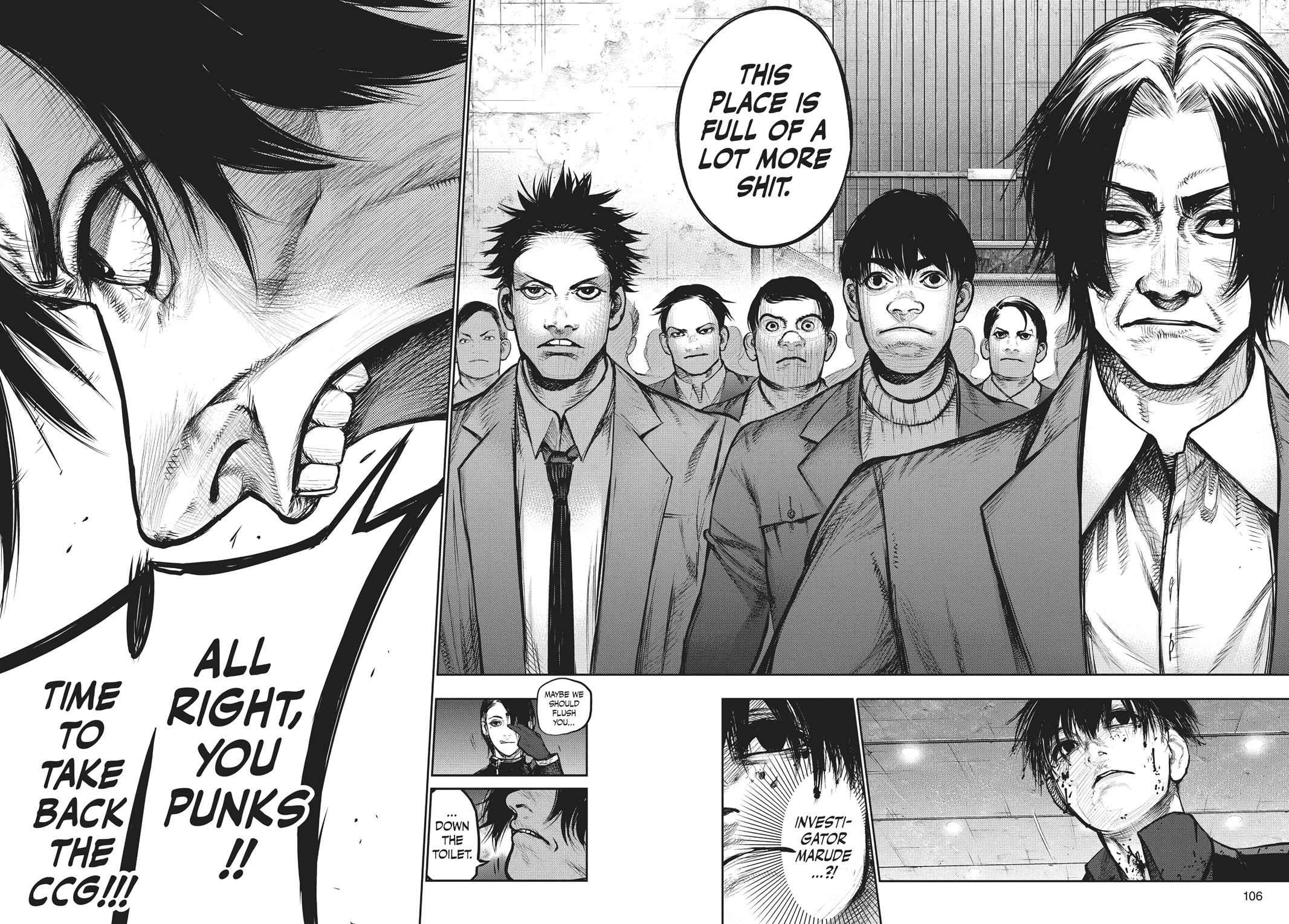 Tokyo Ghoul:re Chapter 138 Page 3