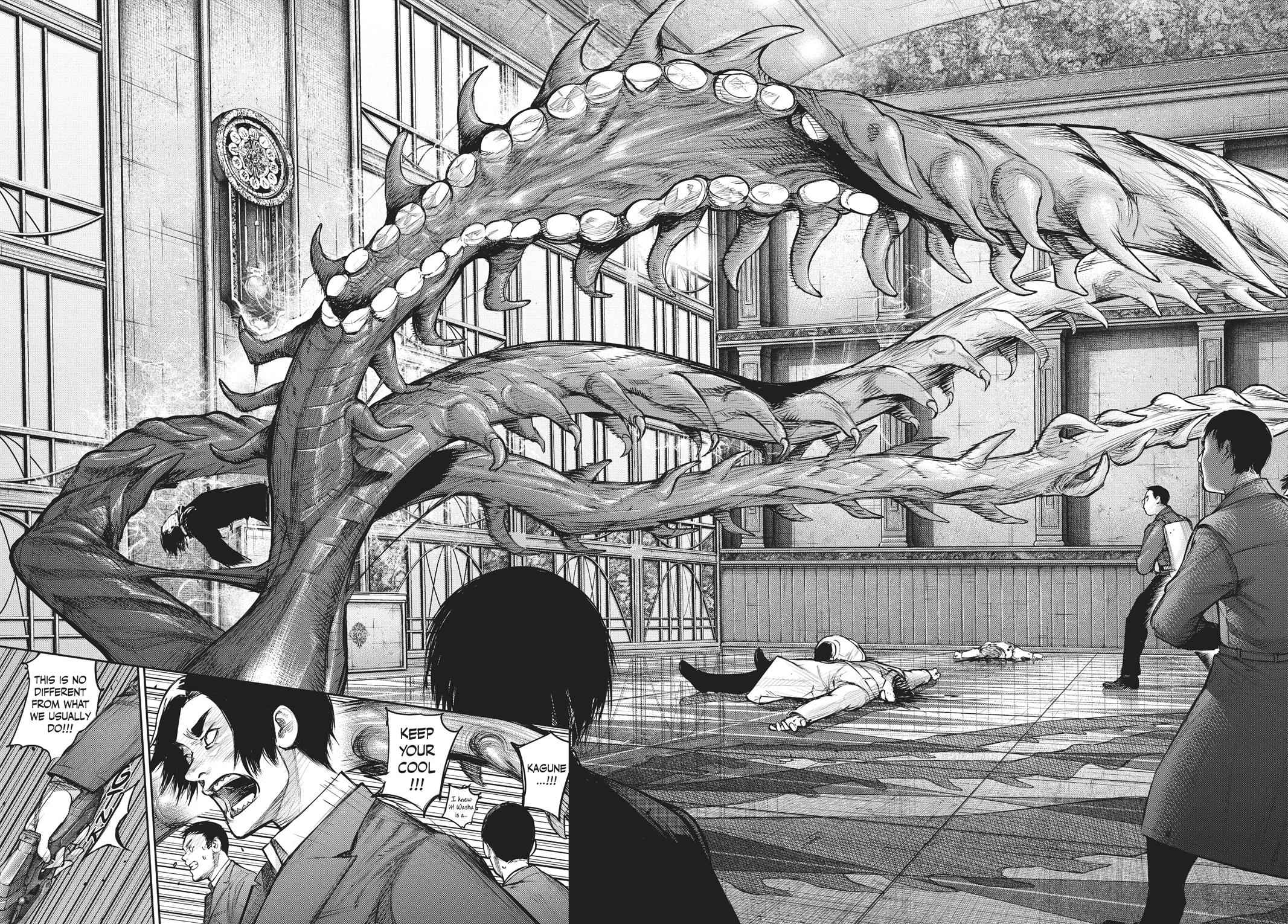 Tokyo Ghoul:re Chapter 138 Page 6