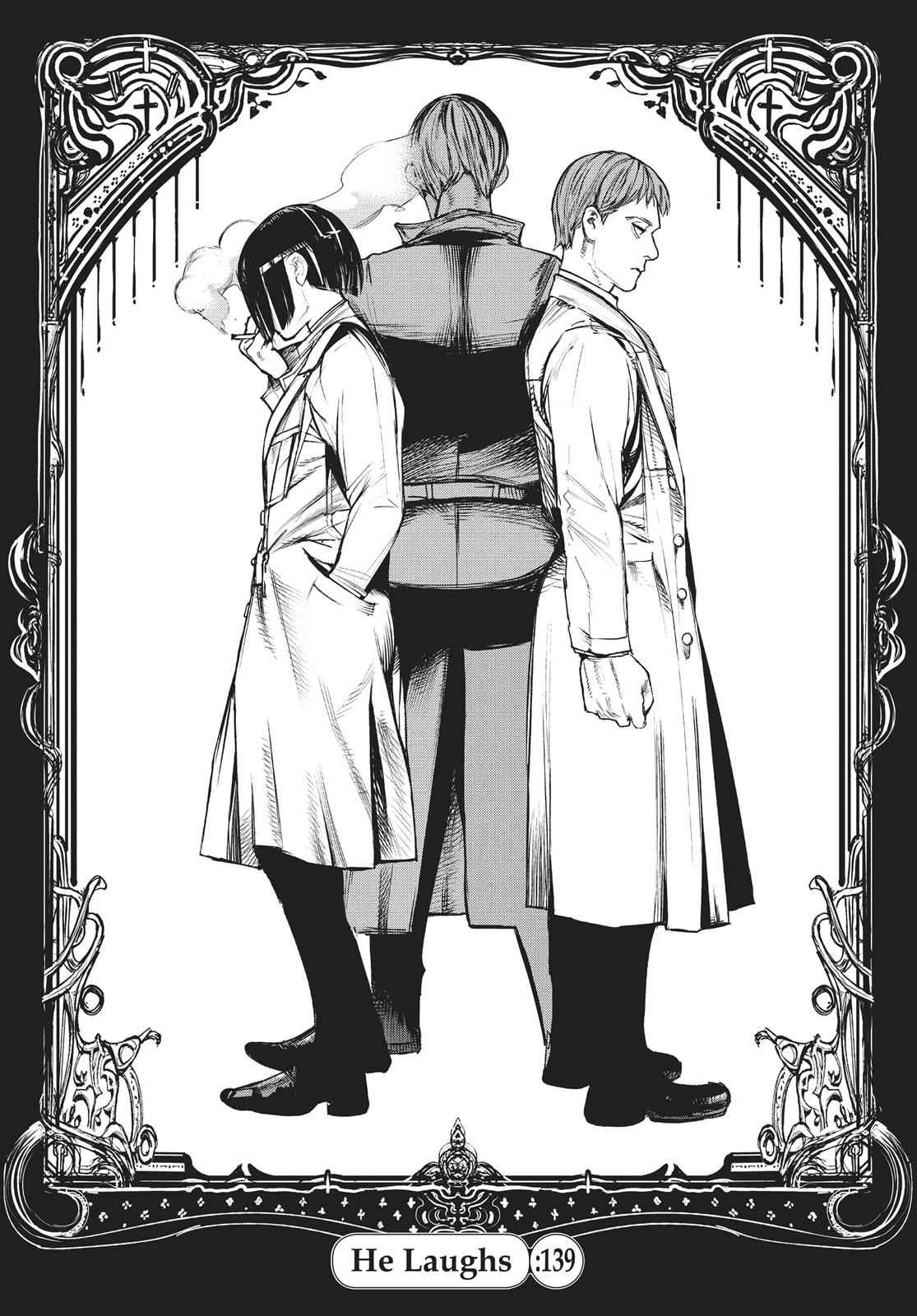 Tokyo Ghoul:re Chapter 139 Page 1