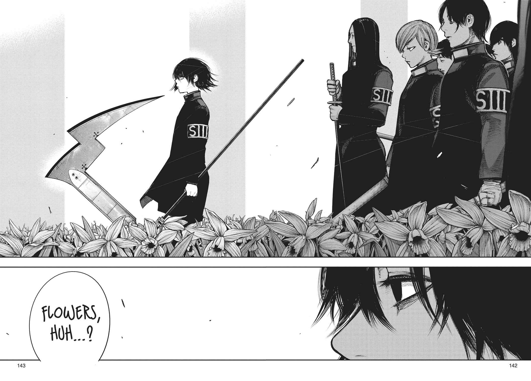 Tokyo Ghoul:re Chapter 140 Page 2