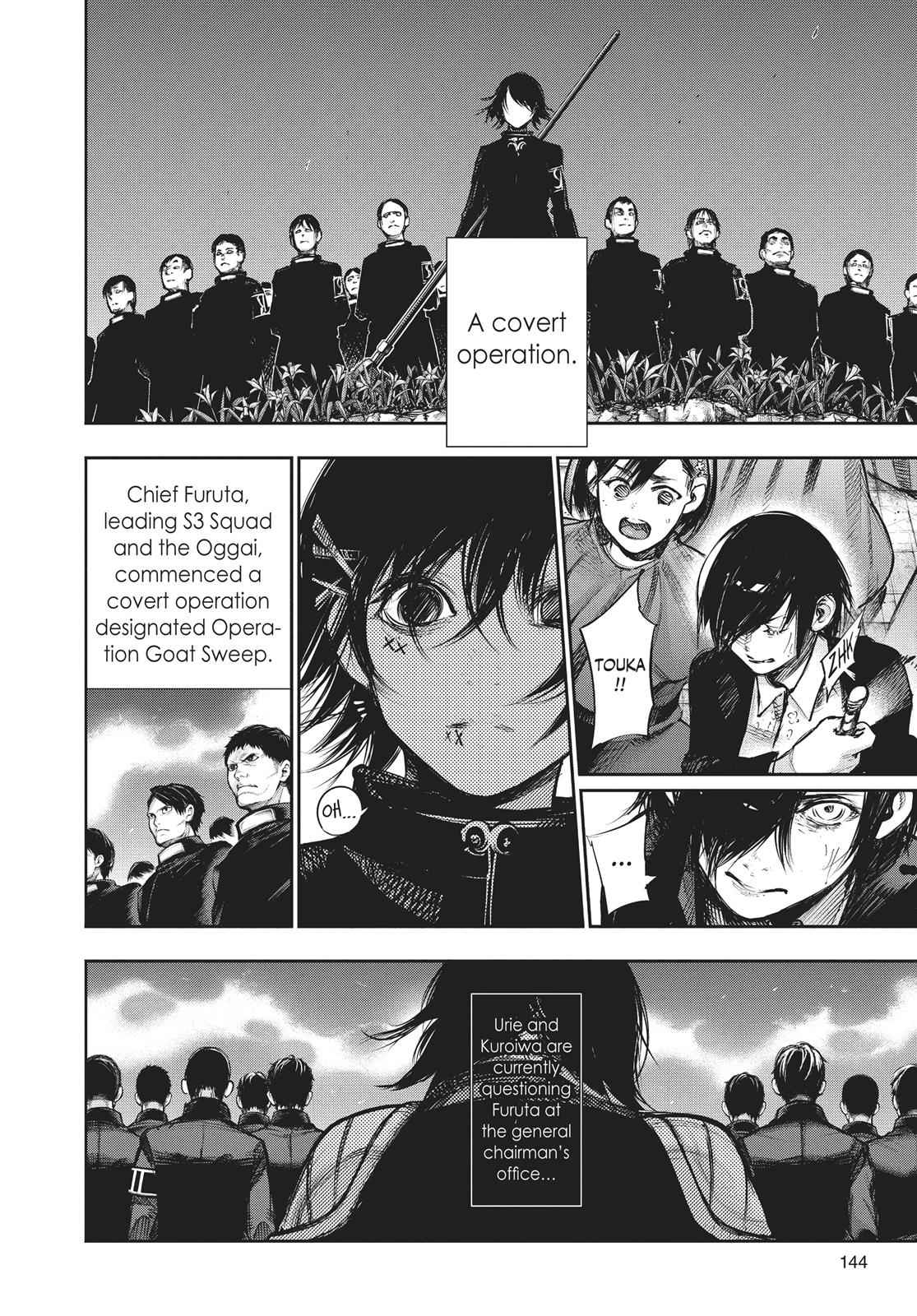 Tokyo Ghoul:re Chapter 140 Page 3